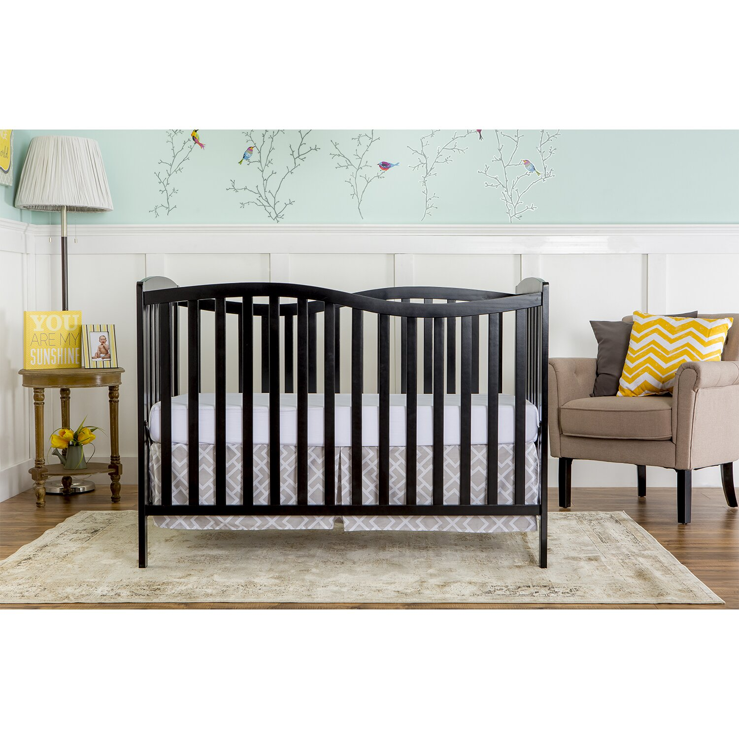 Chelsea Convertible Crib Chelsea 5 In 1 Convertible Crib