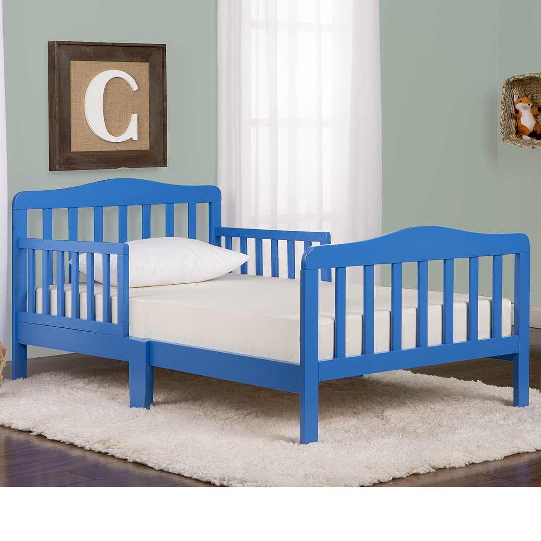 Dream On Me Classic Convertible Toddler Bed Amp Reviews