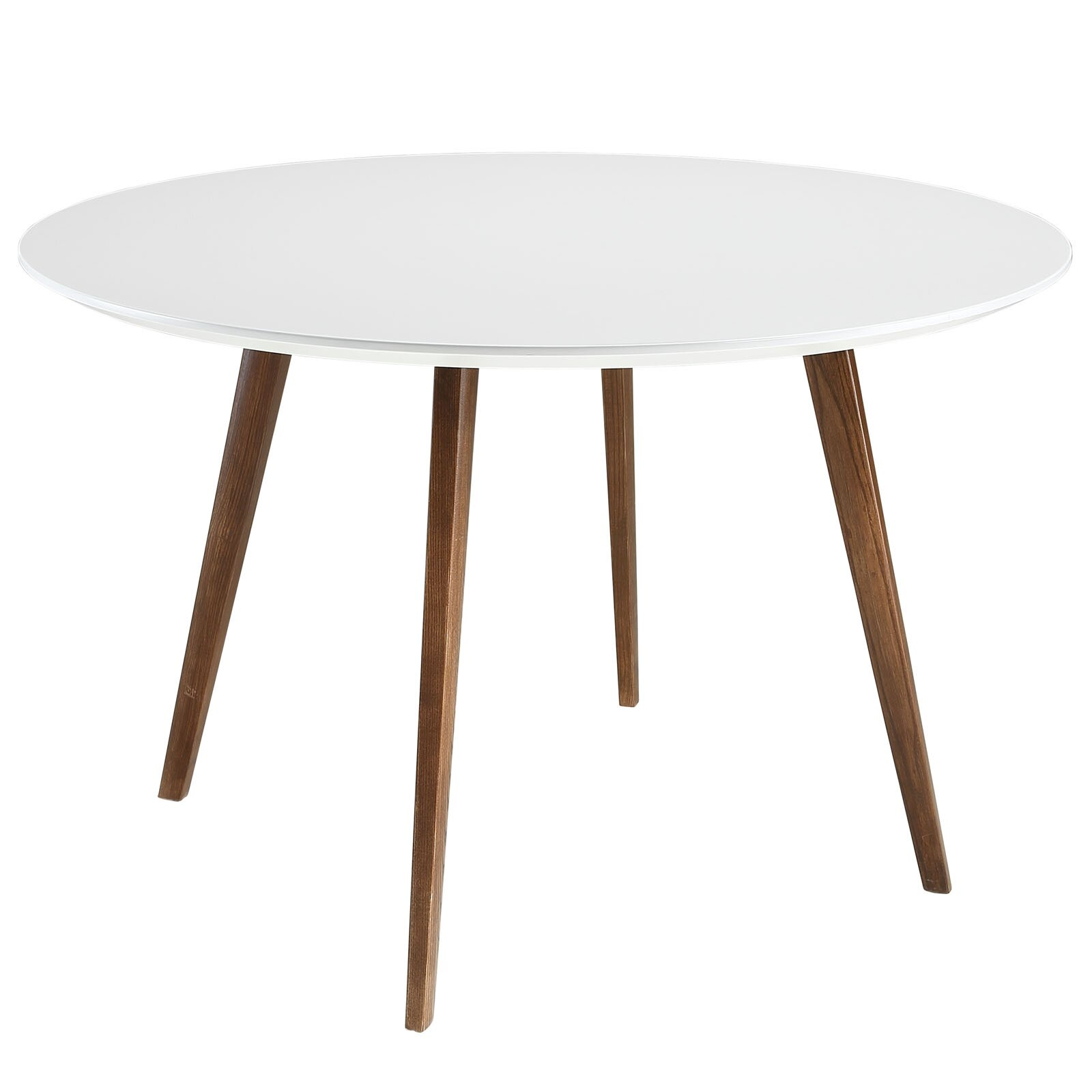 Modway canvas dining table reviews wayfair for Canvas dining