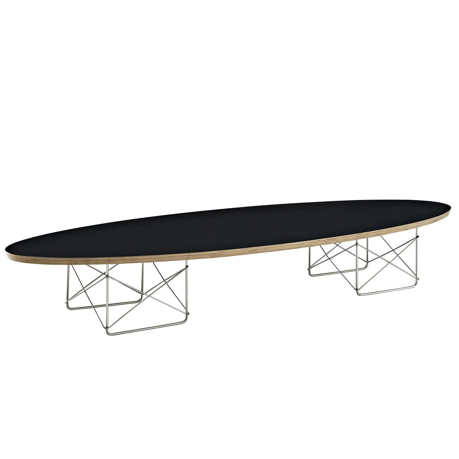 Modway surfboard coffee table reviews wayfair for Surfboard coffee table