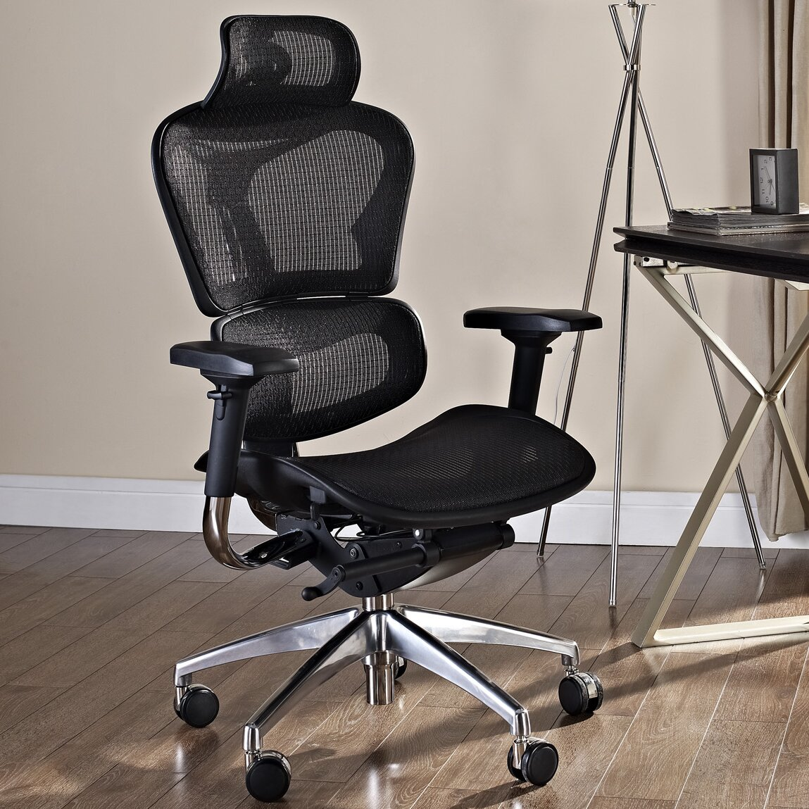modway lift high back mesh executive office chair wayfair. Black Bedroom Furniture Sets. Home Design Ideas