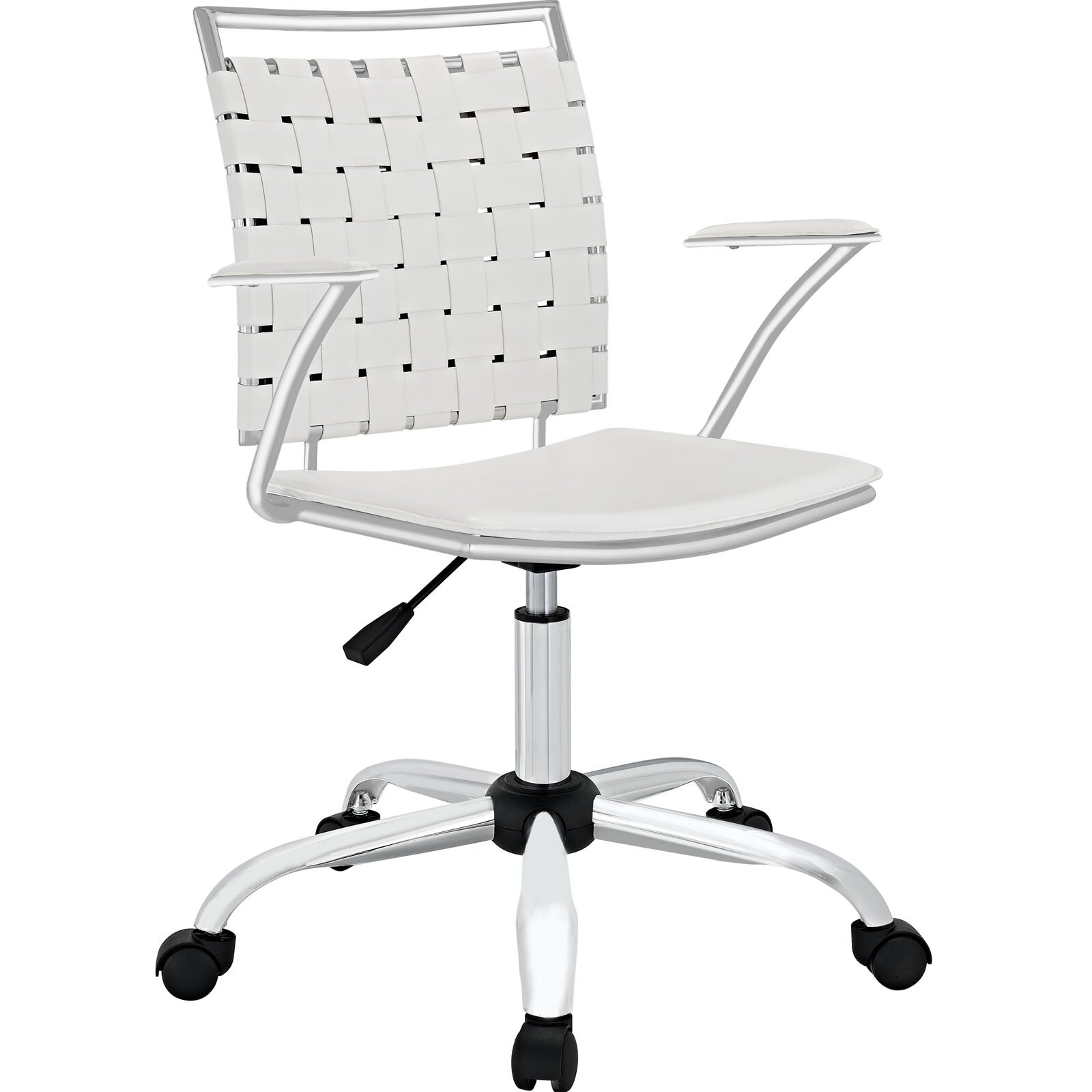 Modway Fuse Mid Back Adjustable Office Chair Reviews Wayfair