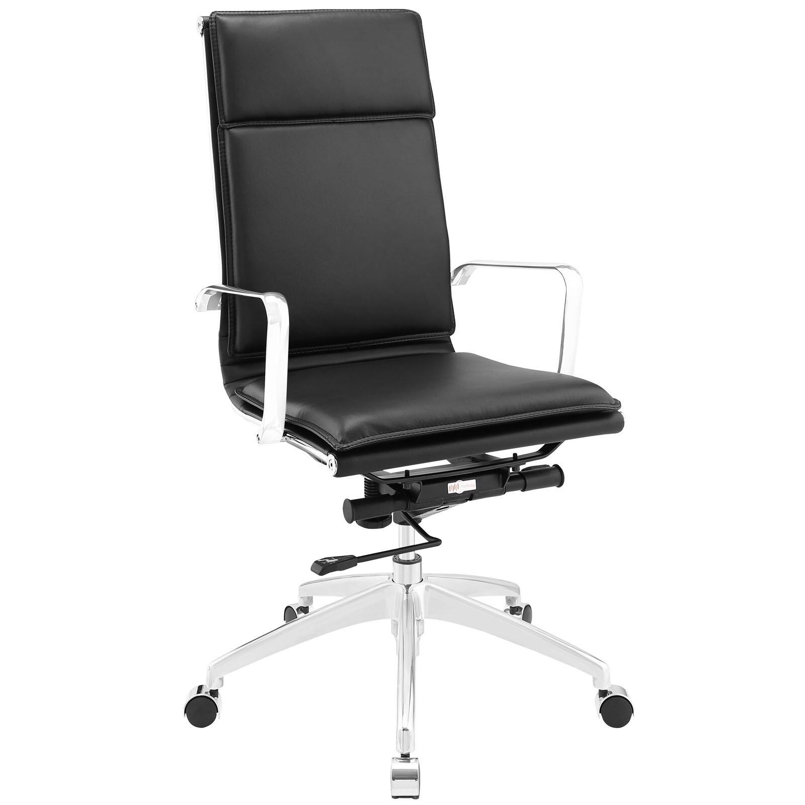 Modway Sage High Back Desk Chair Reviews Wayfair
