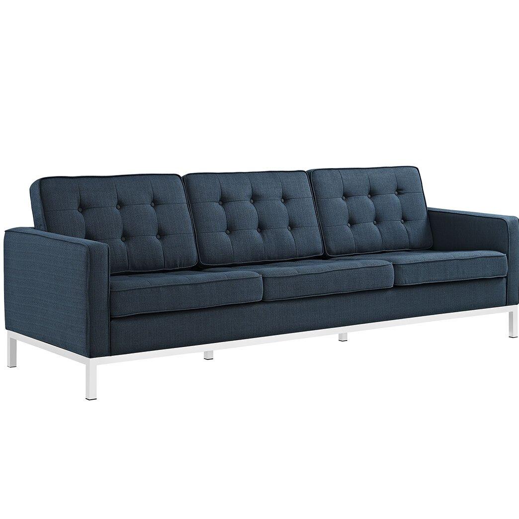 Modway Loft Sofa Amp Reviews Wayfair
