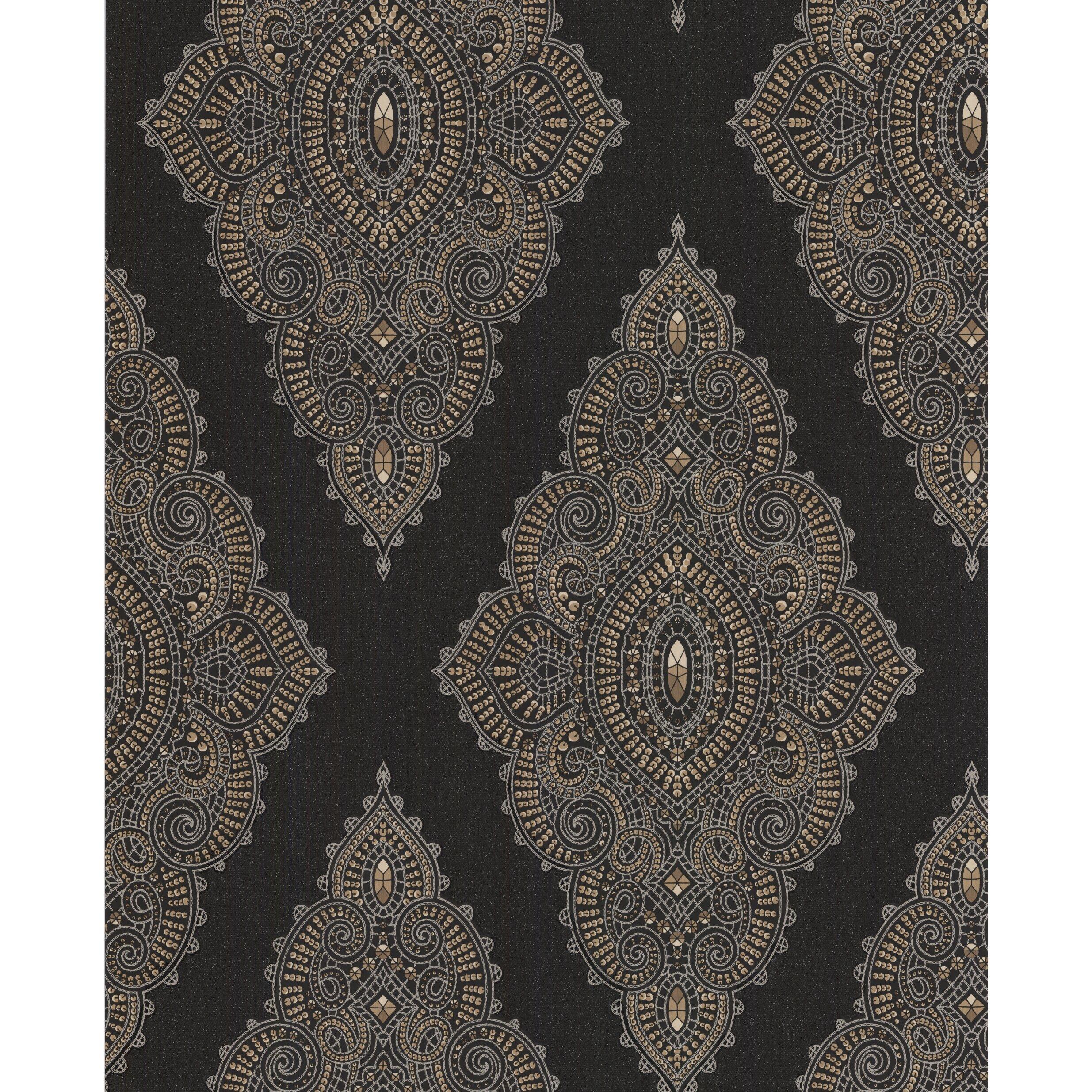 graham brown julien macdonald 10m l x 52cm w roll. Black Bedroom Furniture Sets. Home Design Ideas