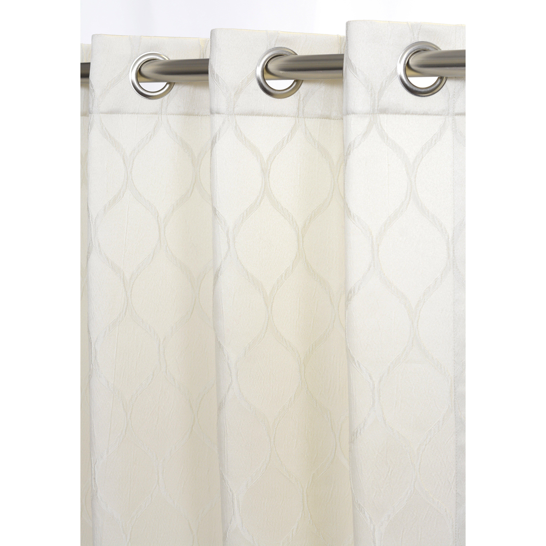 Lj Home Citadel Curtain Panel Wayfair