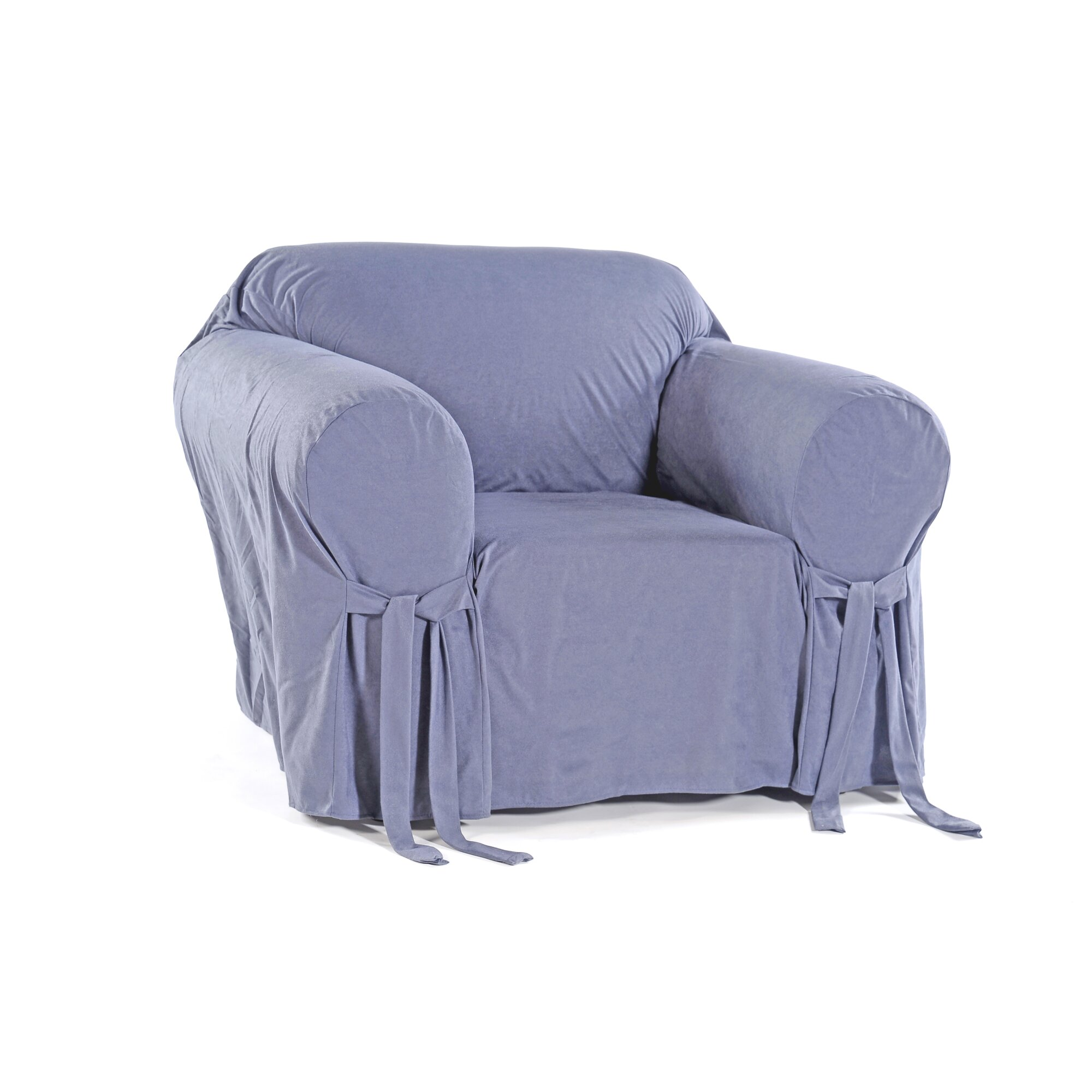 Classic Slipcovers Arm Chair Slipcover | Wayfair.ca