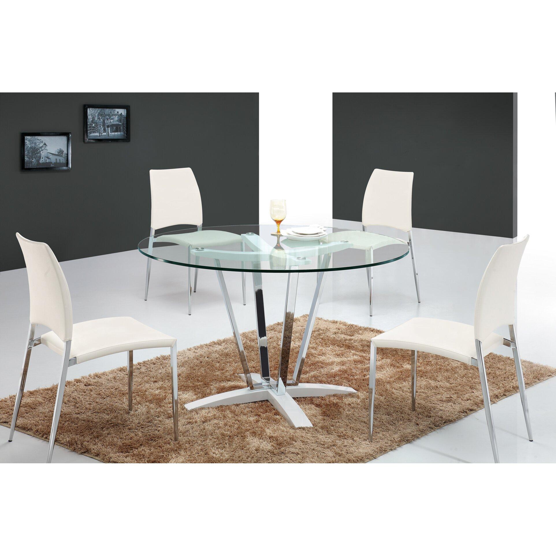 Casabianca furniture romance dining chair reviews wayfair
