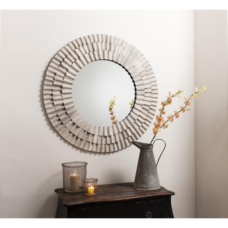 Gallery palmira wall mirror reviews wayfair uk for Mirror gallery wall