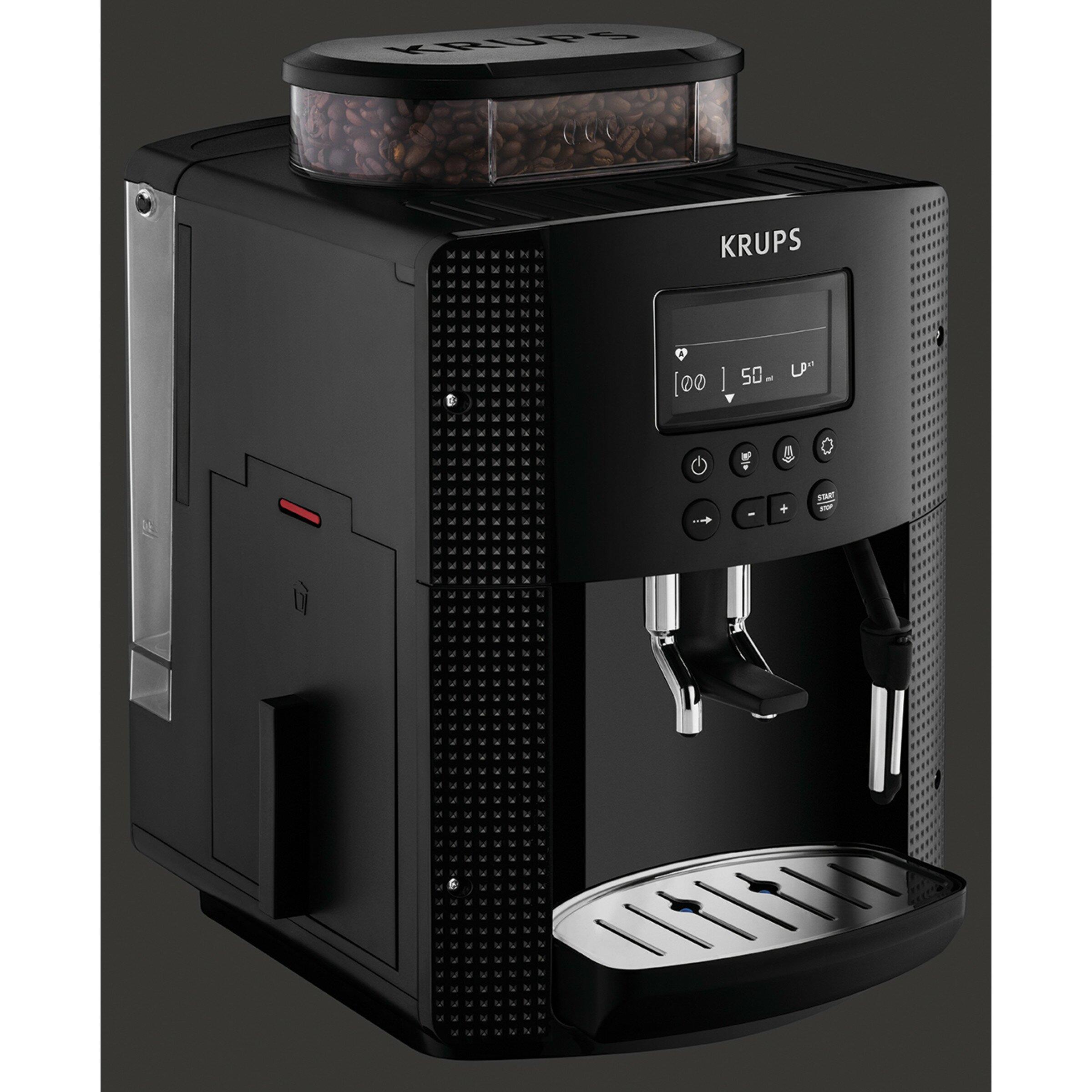 compact espresso machine