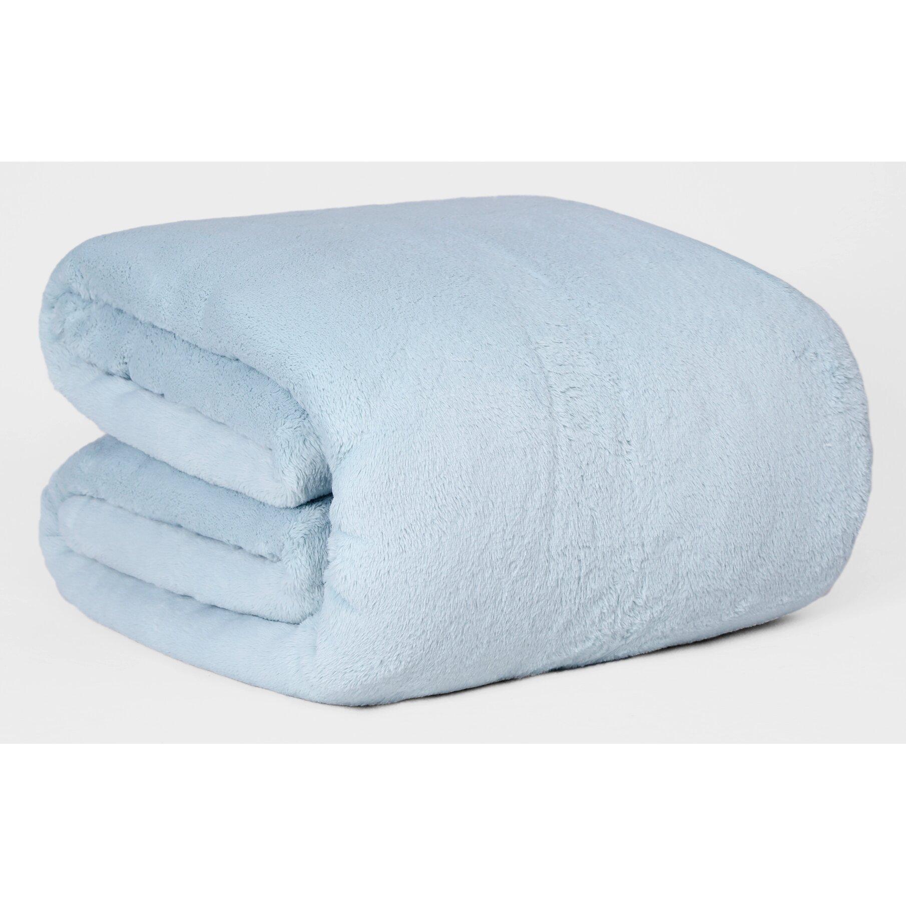 Berkshire Blanket Primalush Blanket Amp Reviews Wayfair Ca