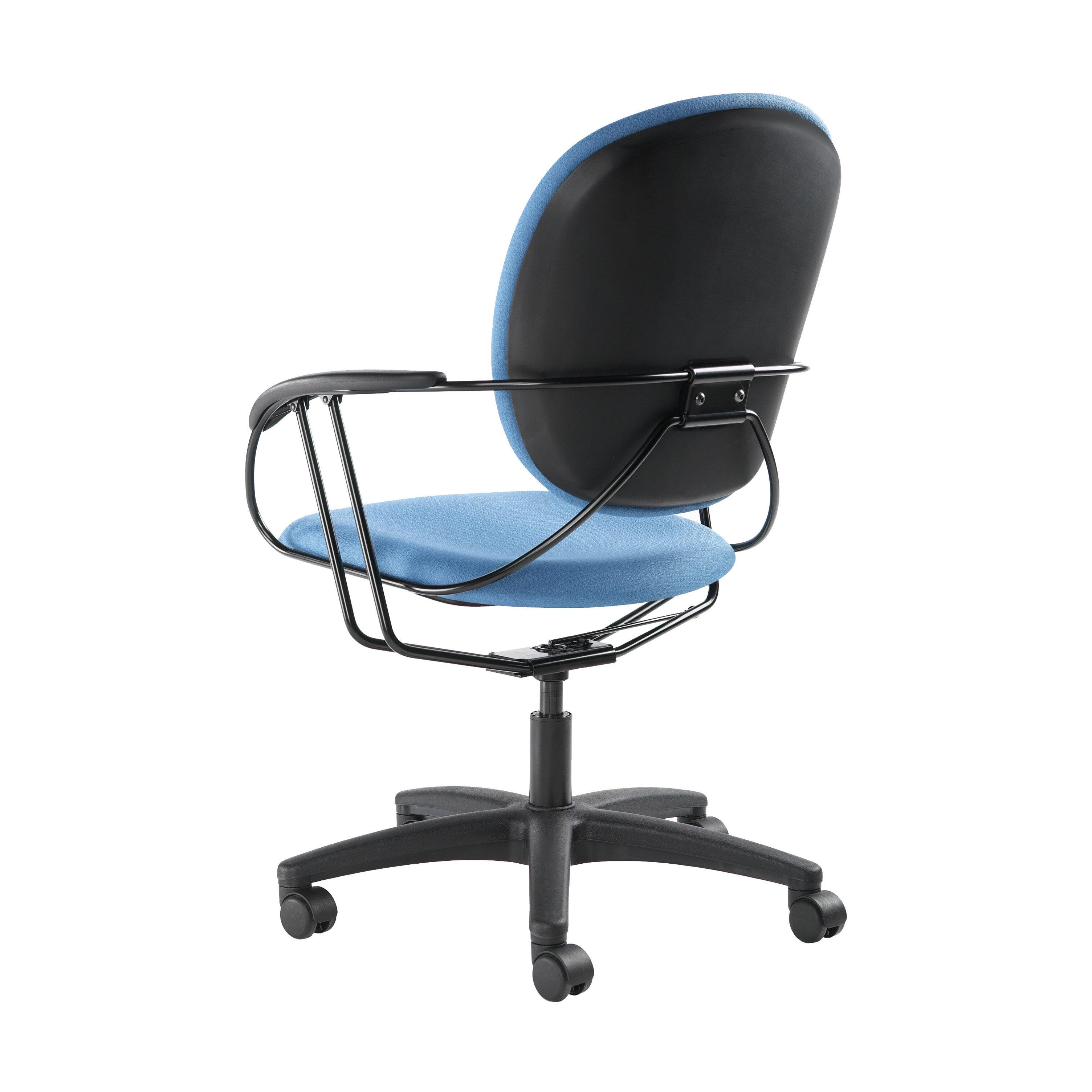 Steelcase Uno Mid Back Desk Chair Amp Reviews Wayfair