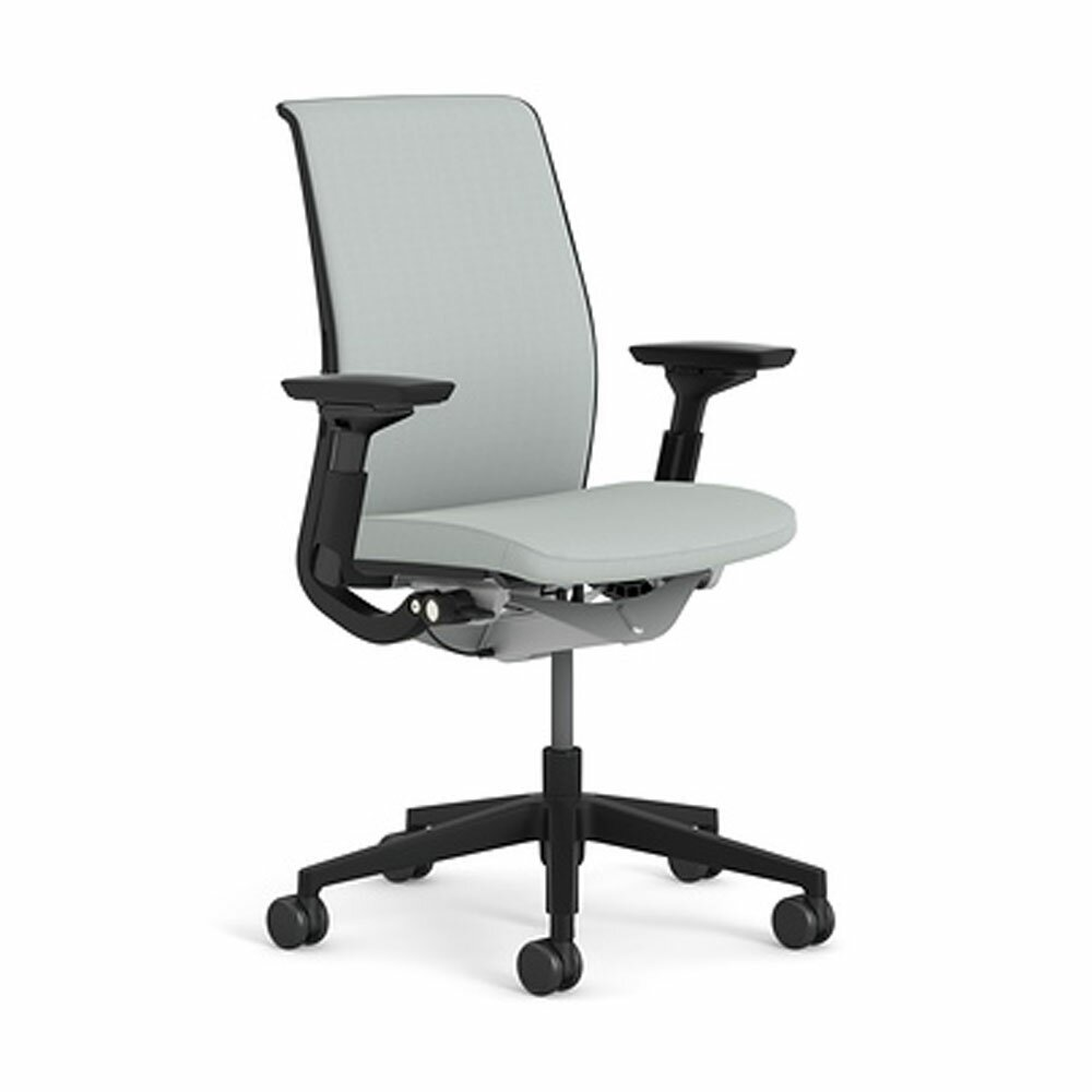 Steelcase Think Mid Back Fabric Conference Chair & Reviews