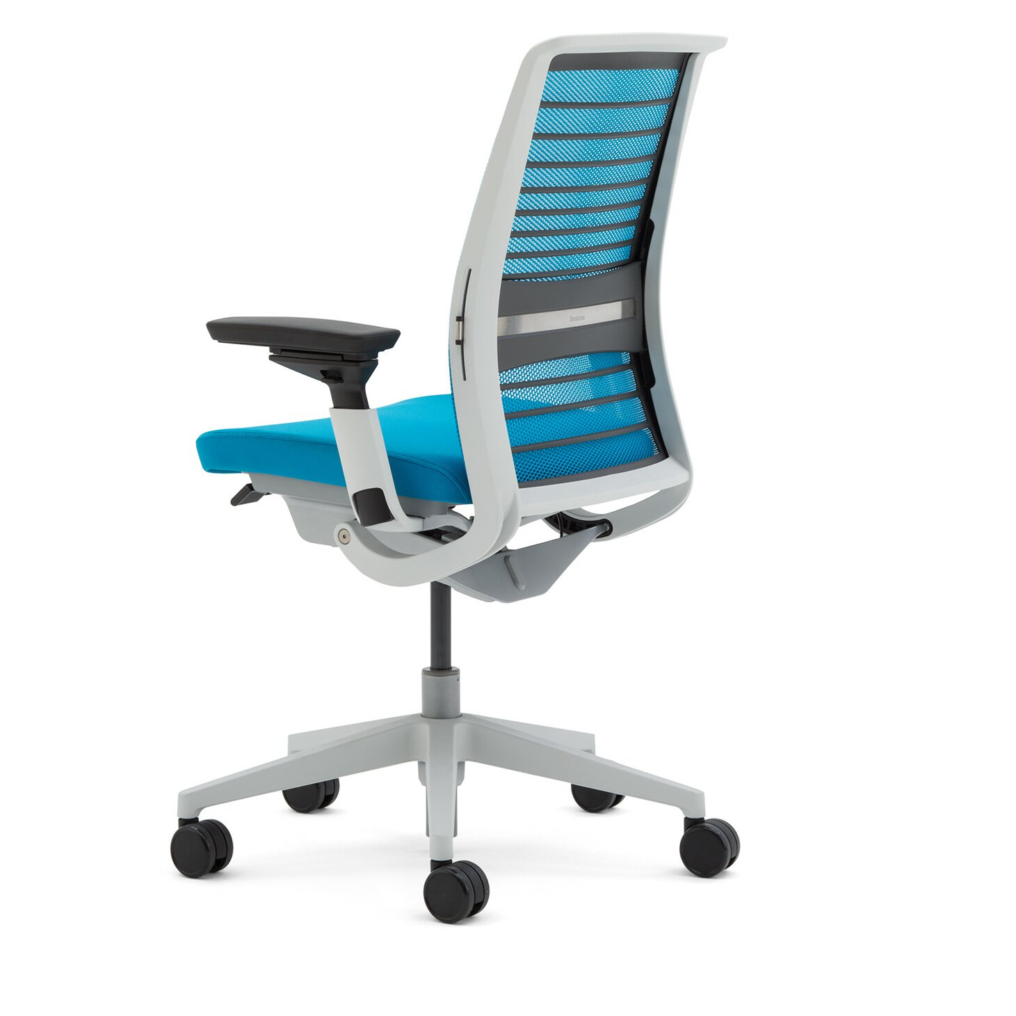Steelcase think 3d knit back office chair reviews wayfair for Steelcase chairs