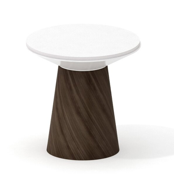 Steelcase campfire turnstone 24 6 round paper table for 1 case of table paper
