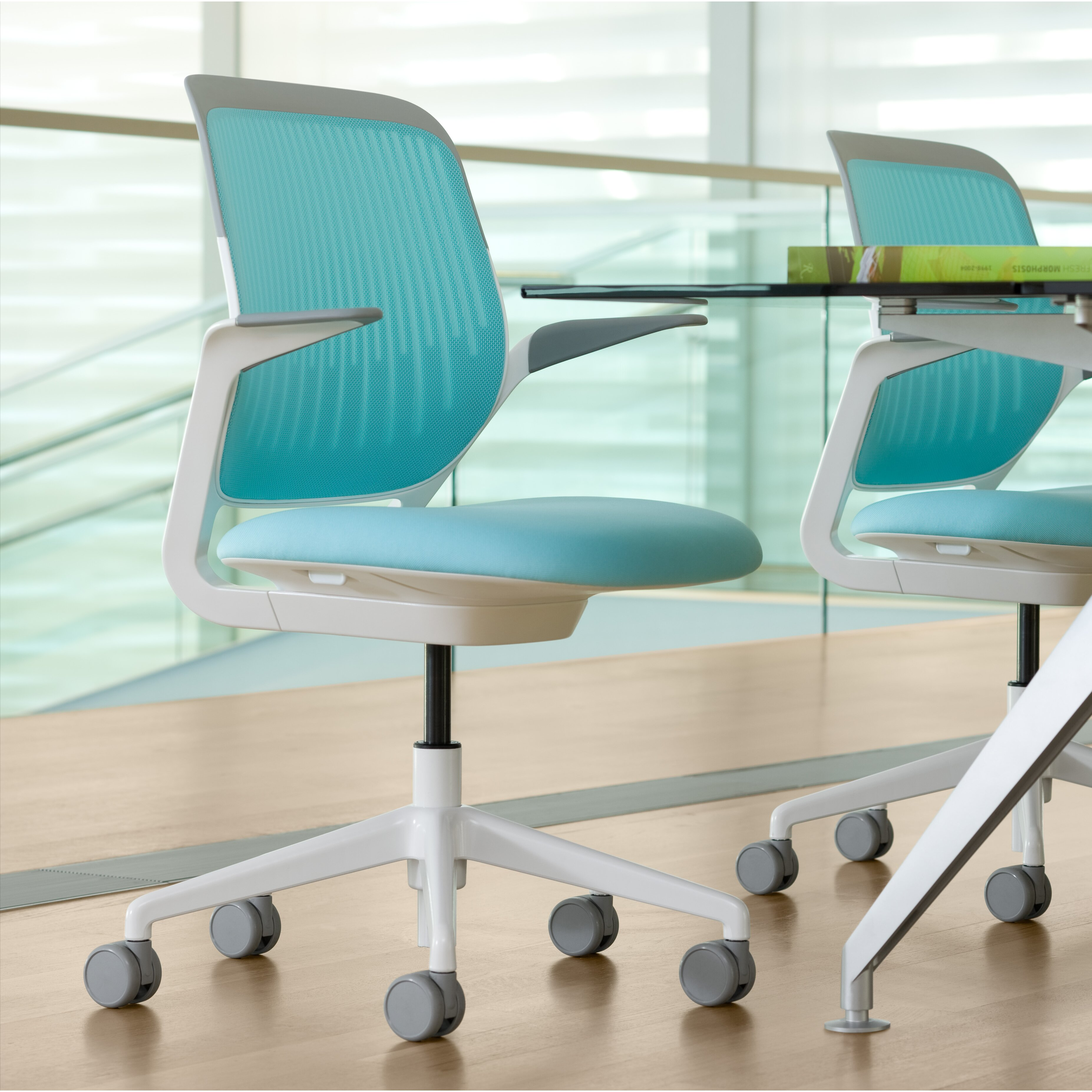 Steelcase cobi office chair reviews wayfair for Steelcase chairs