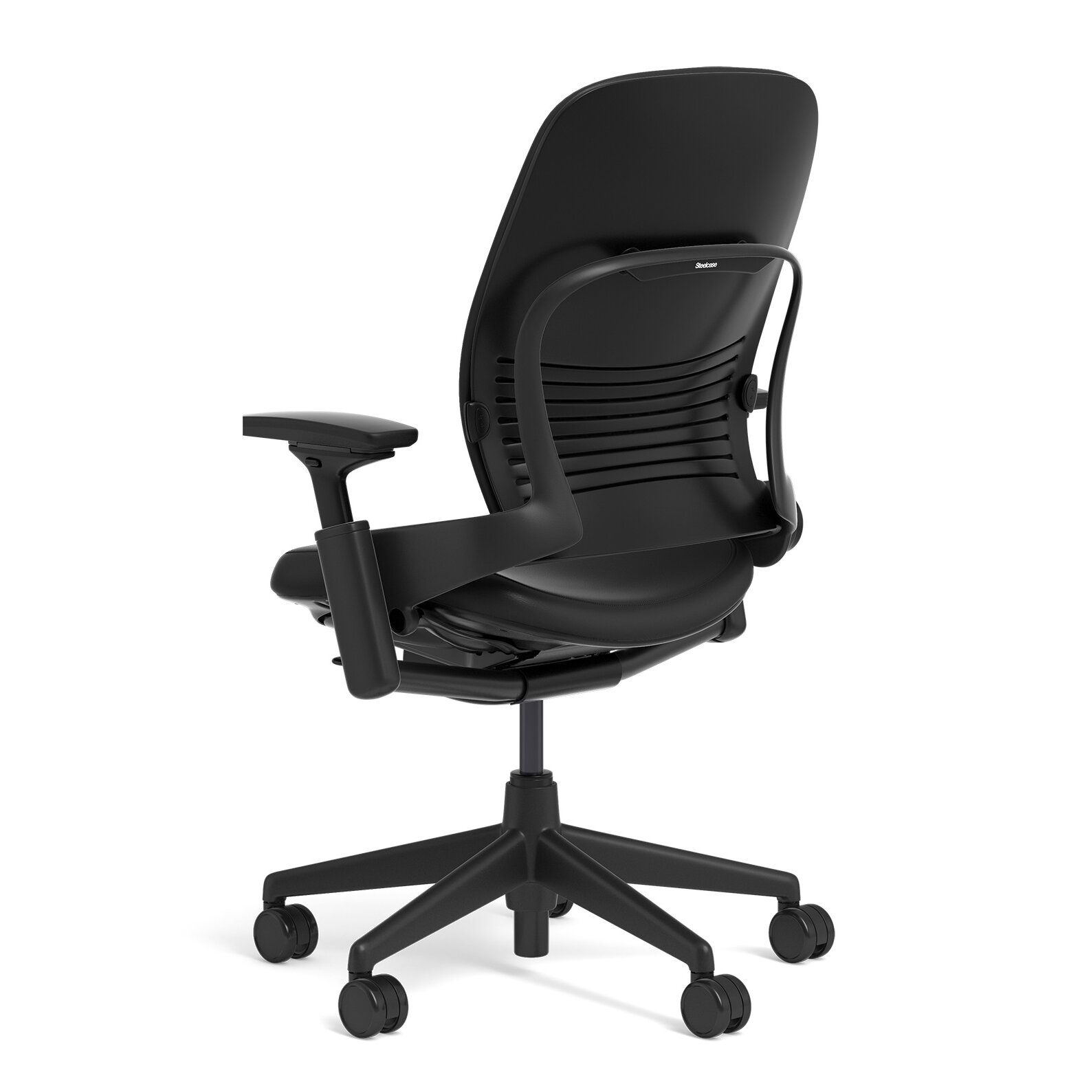 Steelcase Quick Ship Leap Leather Office Chair Reviews