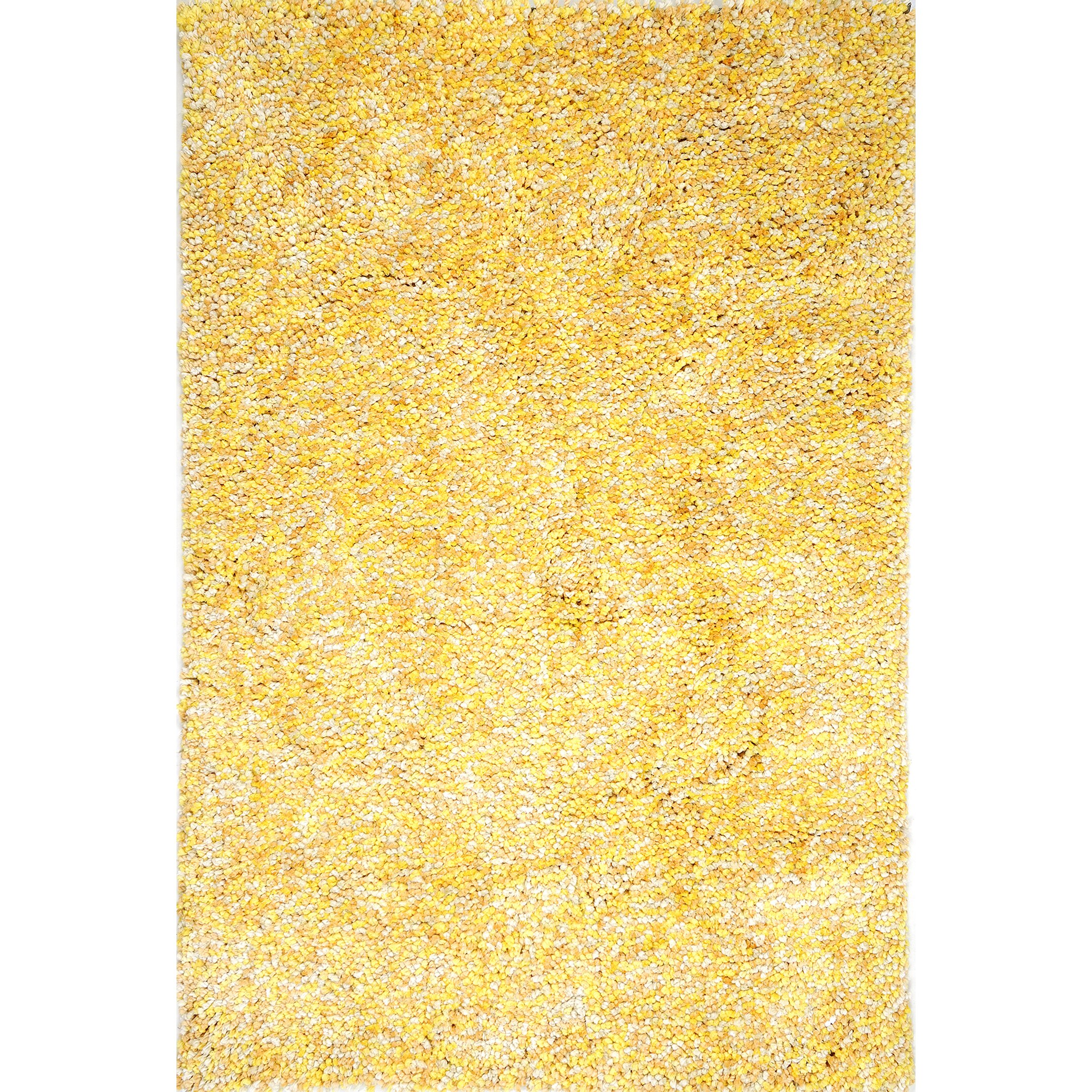 Amer Rugs Cozy Yellow Area Rug Amp Reviews Wayfair