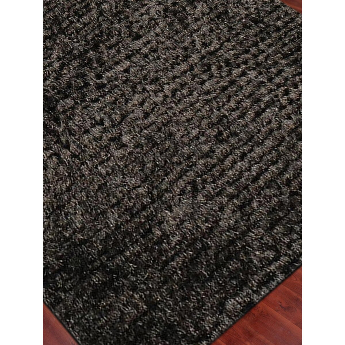 AMER Rugs Elements Neon Ebony Area Rug & Reviews