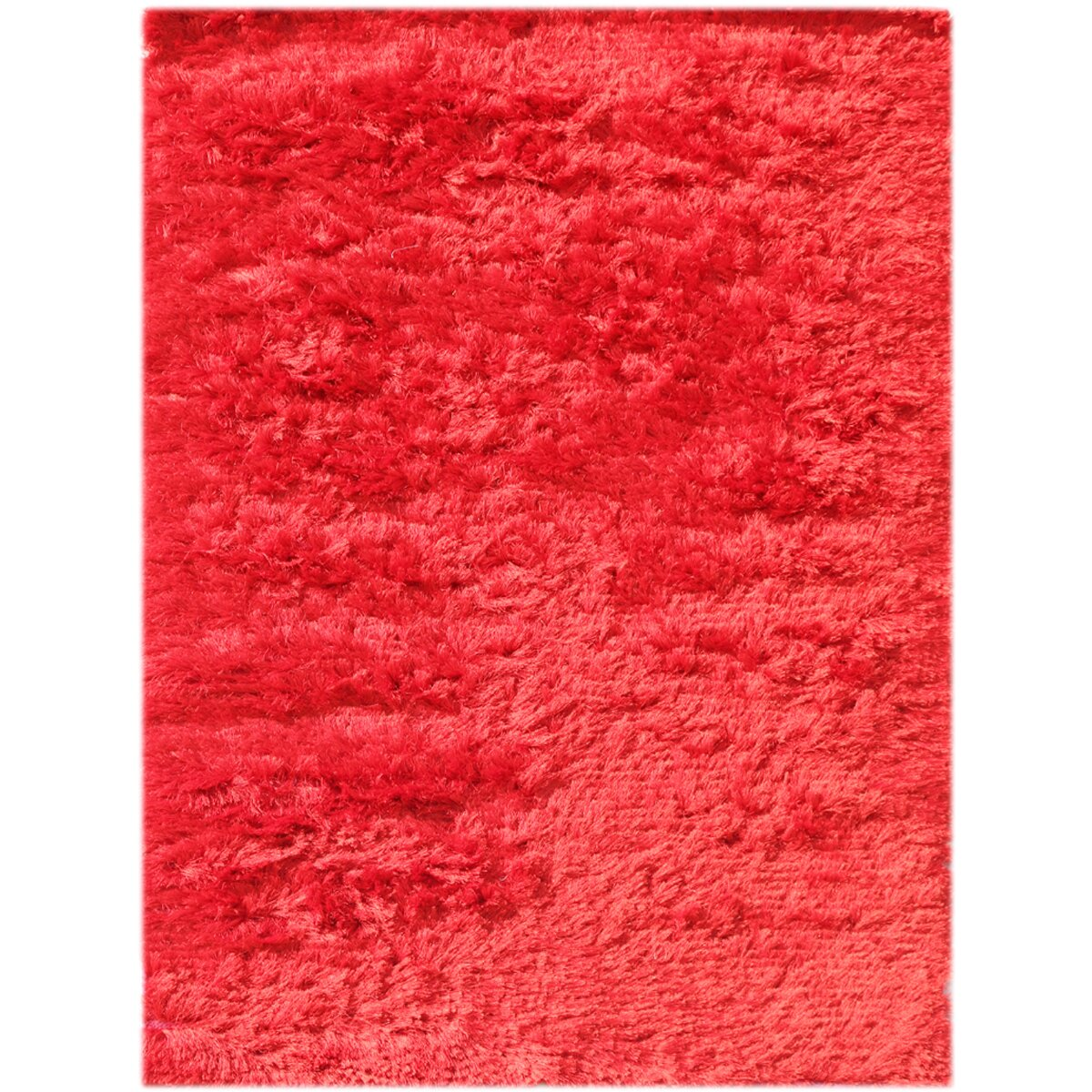 AMER Rugs Elements Neon Red Area Rug & Reviews