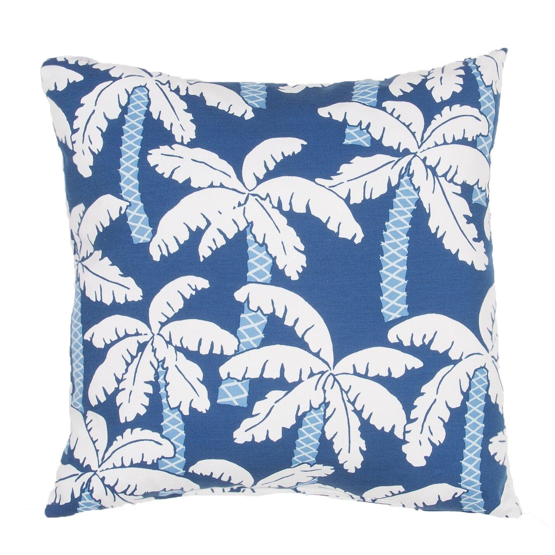 Coastal Color Throw Pillows : JaipurLiving Veranda Coastal Indoor/Outdoor Throw Pillow & Reviews Wayfair