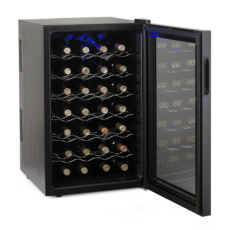 Wine Enthusiast Companies Silent Series 28 Bottle Single