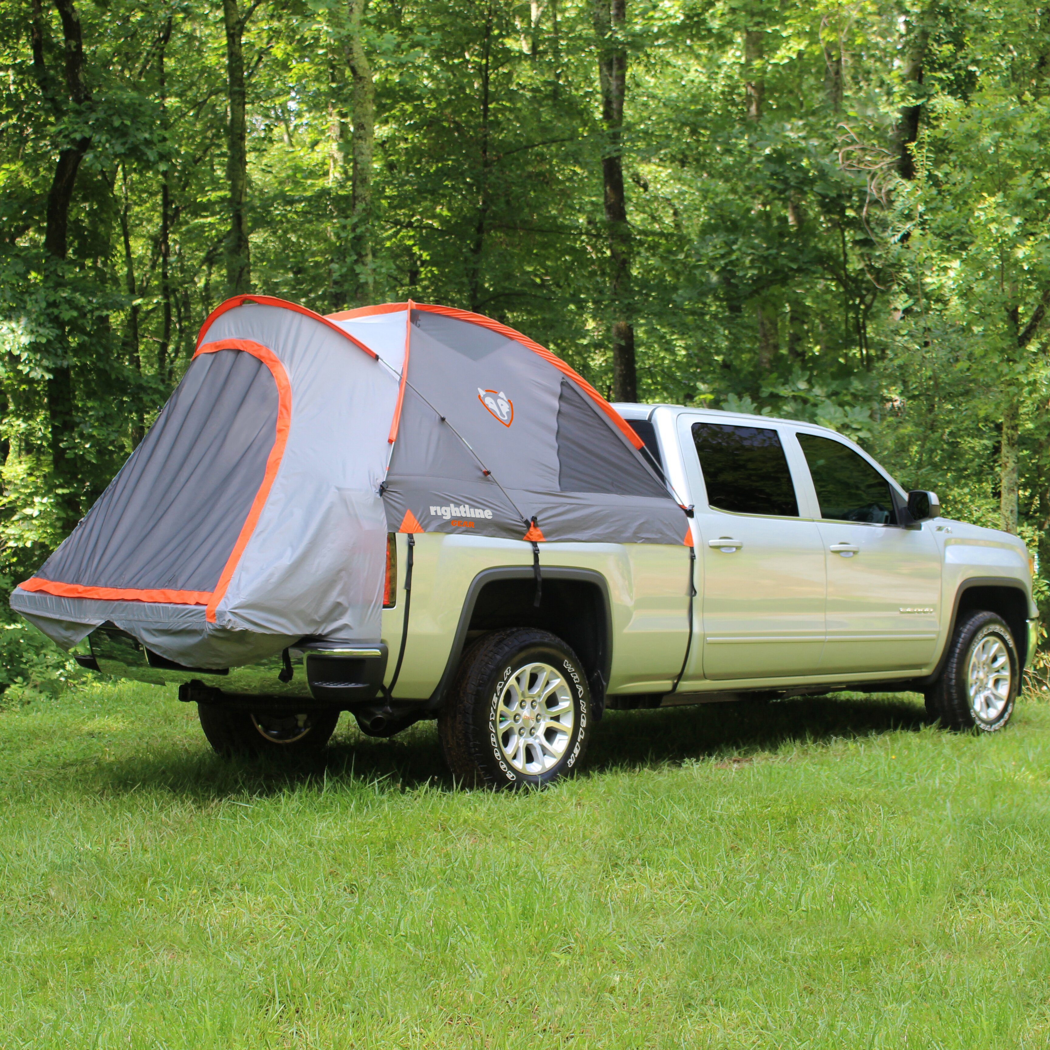 Rightline Gear  Mid Size Short Truck Bed Tent