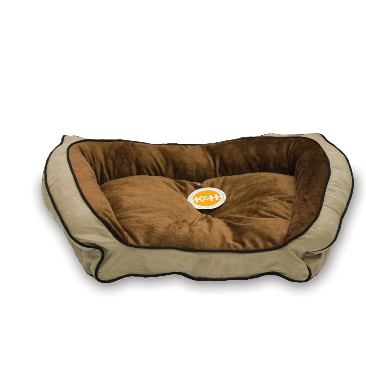 K H Manufacturing Bolster Couch Dog Bed Wayfair