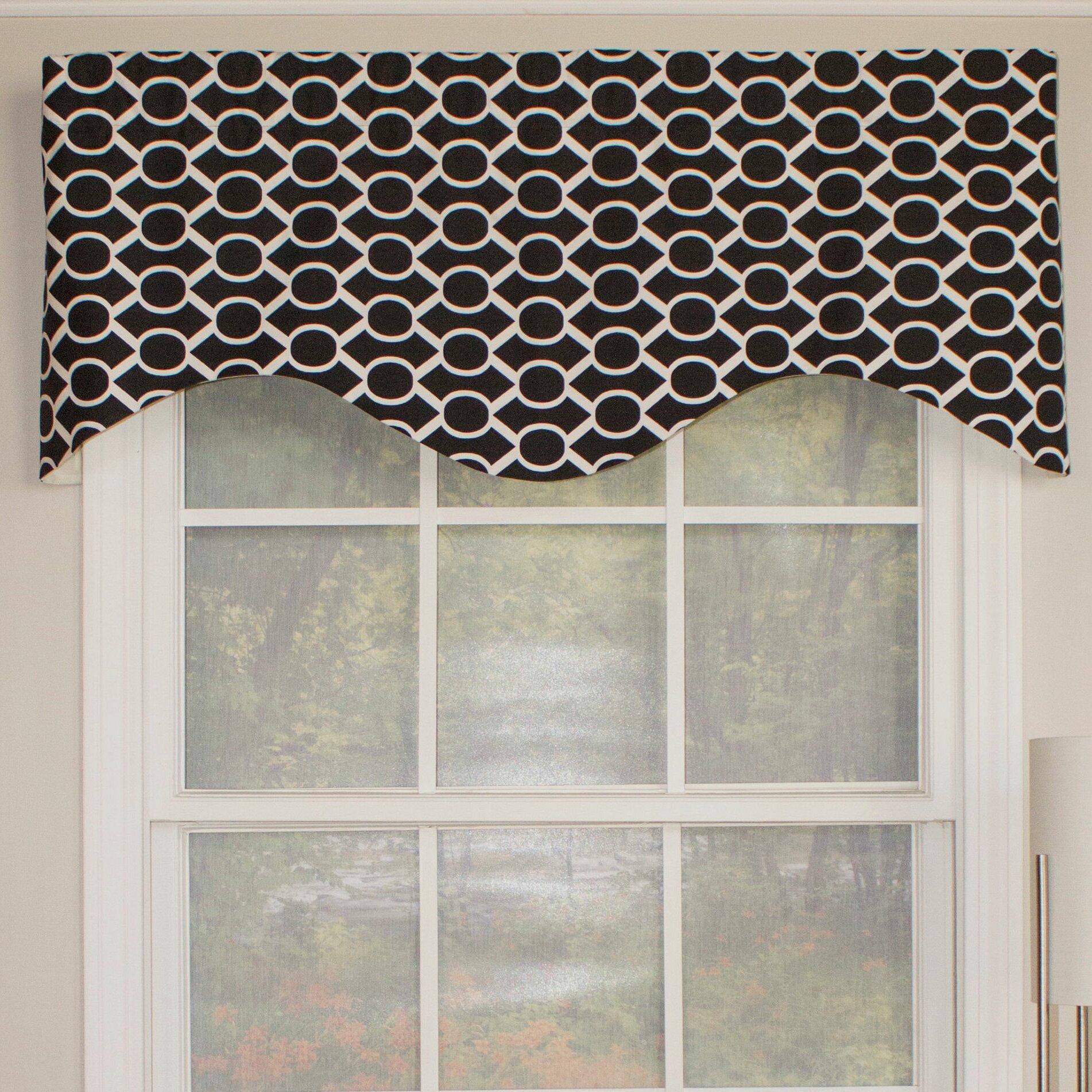 Rlf Home Sydney Cornice 50 Curtain Valance Reviews