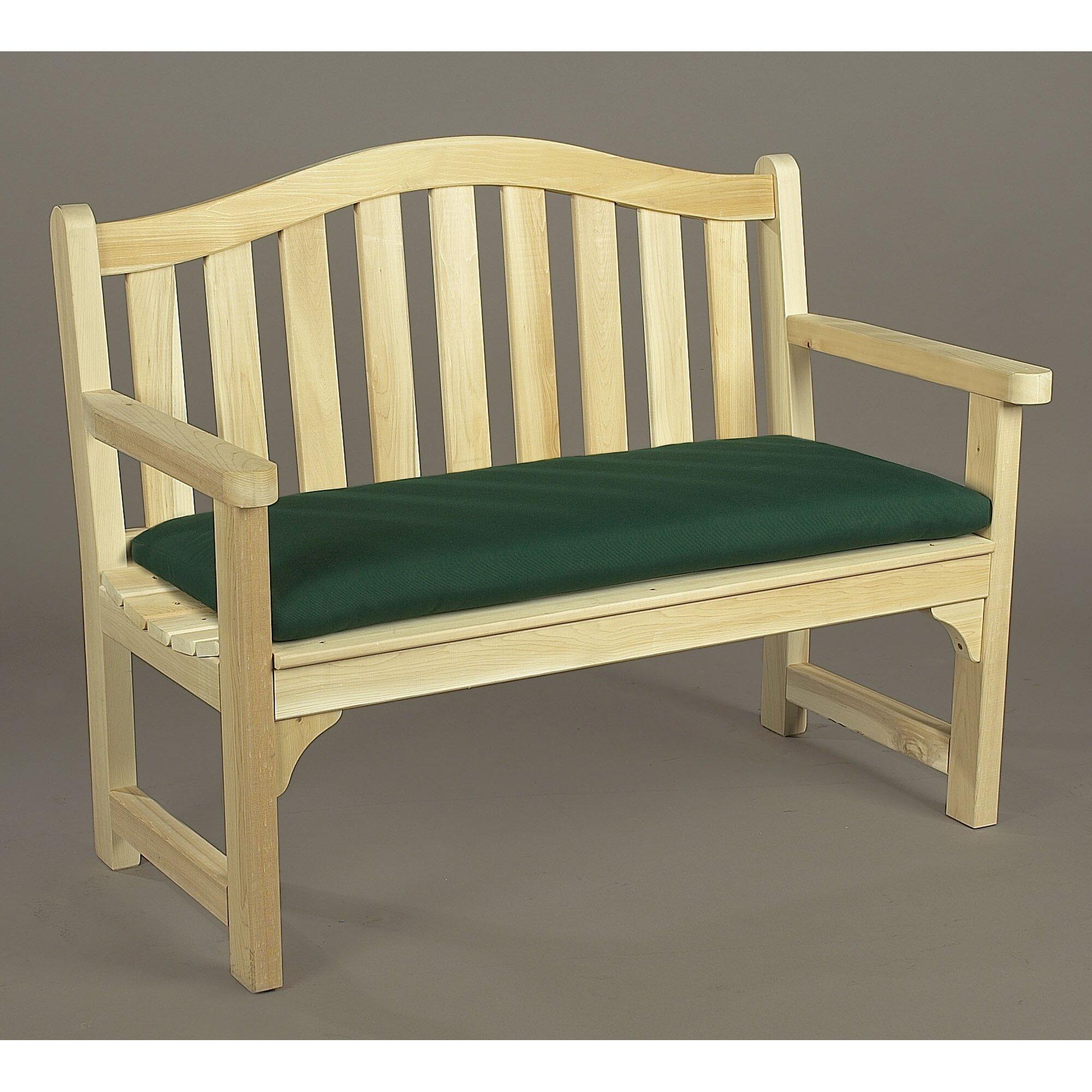 rustic cedar cedar camel back wood bench reviews wayfair. Black Bedroom Furniture Sets. Home Design Ideas
