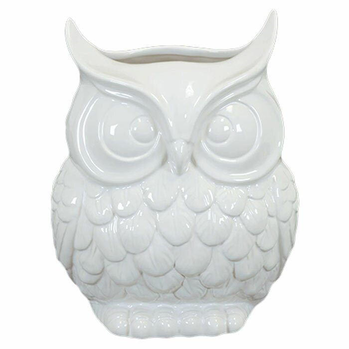 Urban Trends Ceramic Owl Vase Reviews