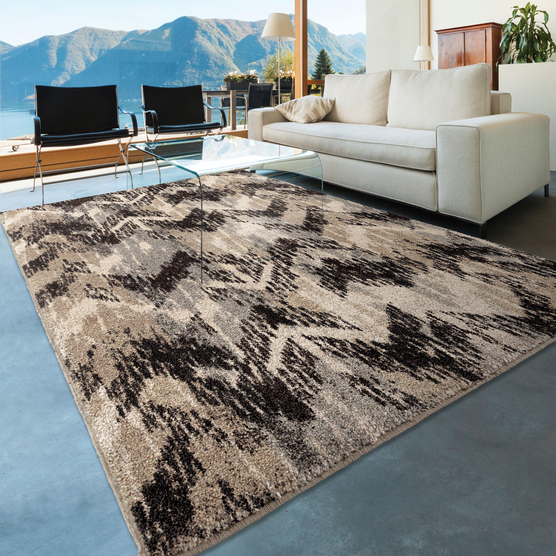red barrel studio falmer gray area rug wayfair. Black Bedroom Furniture Sets. Home Design Ideas