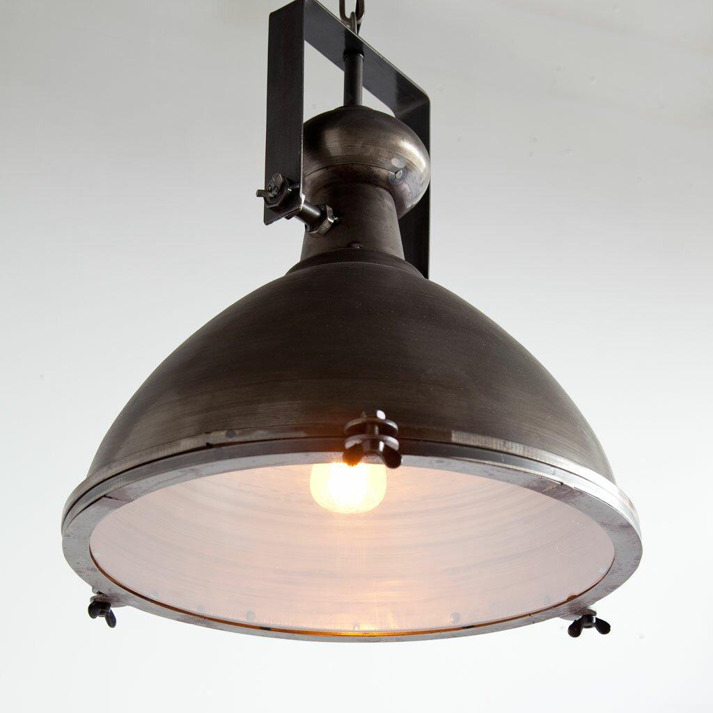 Mercana Bashaw 1 Light Bowl Pendant & Reviews | Wayfair