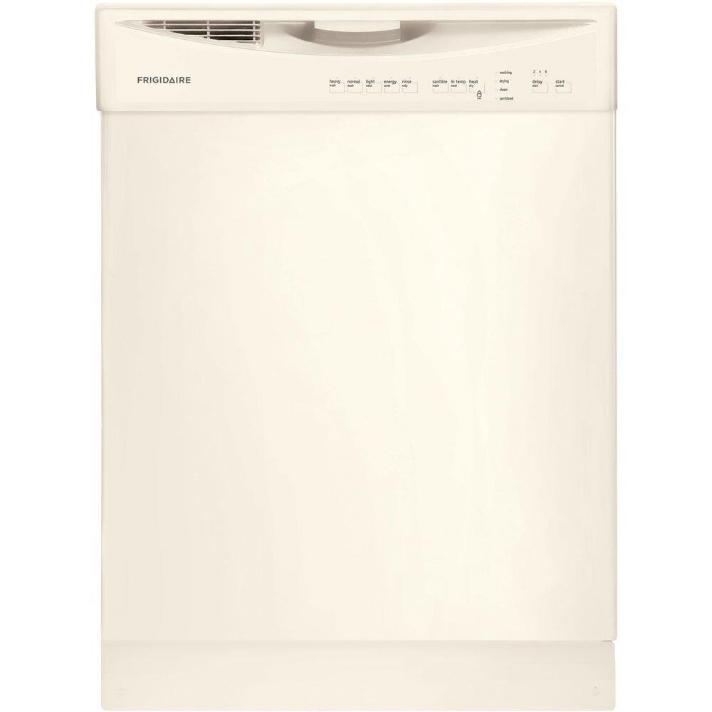 Frigidaire 24 55 Dba Built In Dishwasher Wayfair