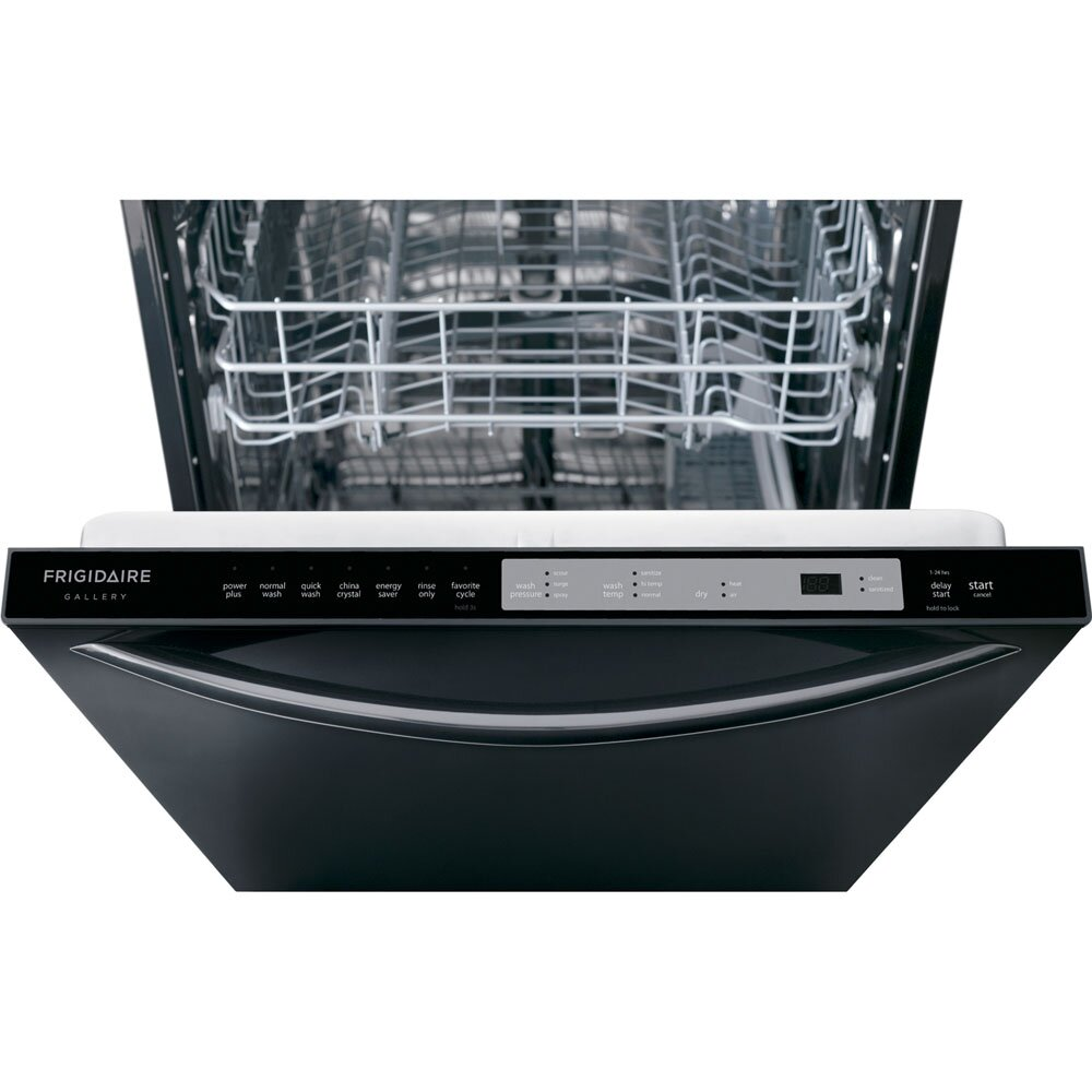 Frigidaire gallery series 24 51dba built in dishwasher reviews wayfair - Dishwasher for small space gallery ...
