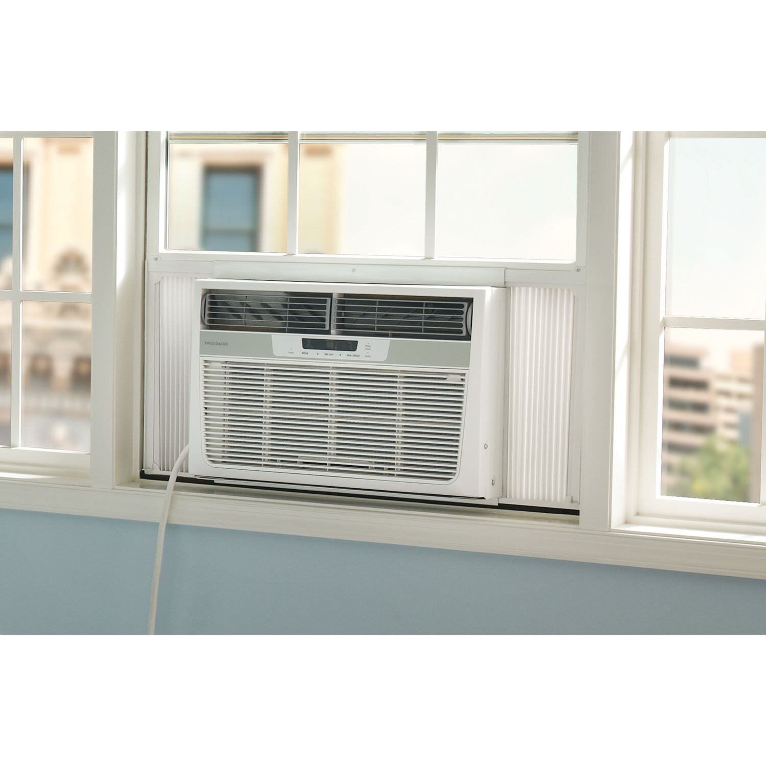 Compact Slide Out Chasis Air Conditioner/Heat Pump with Remote Control #557076