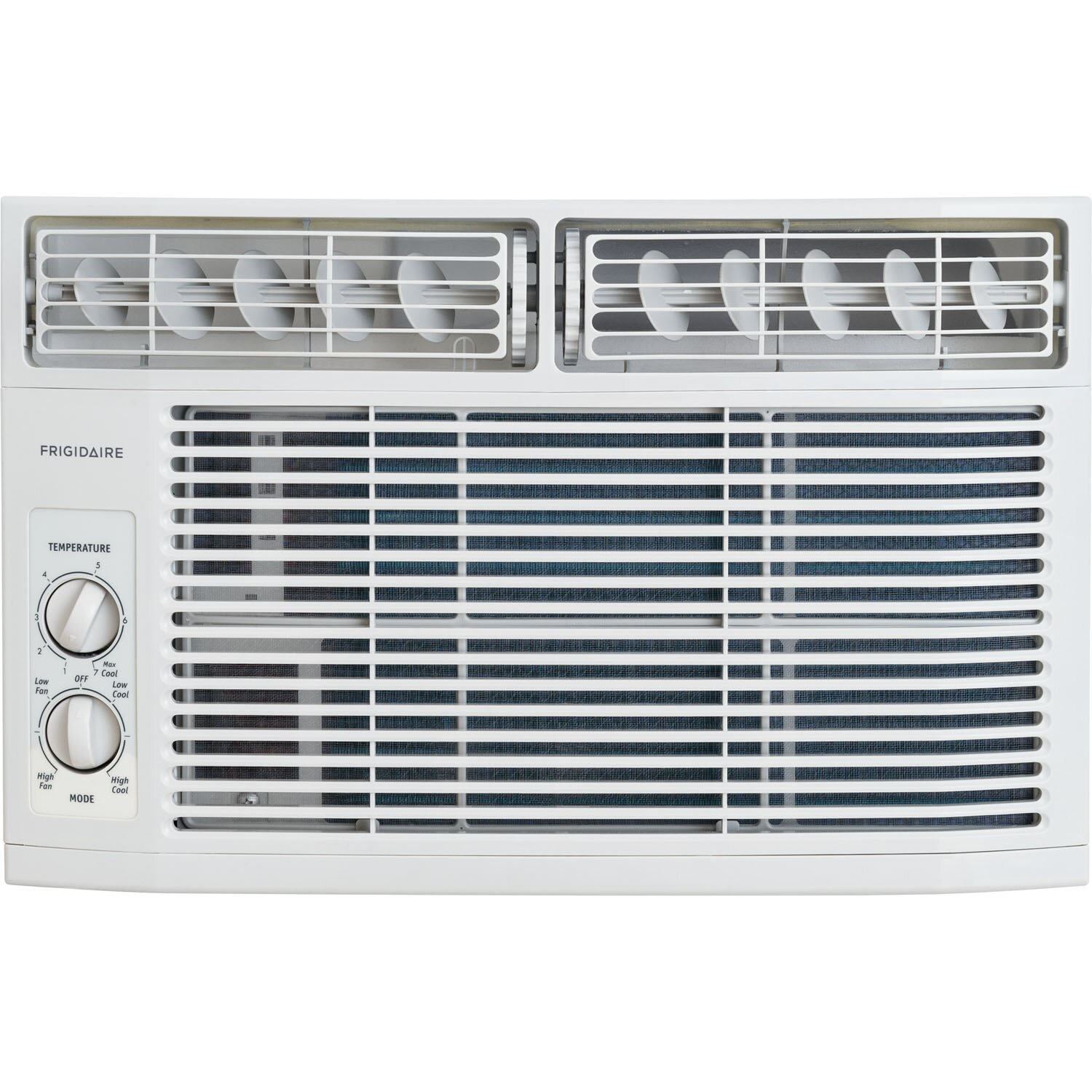 Frigidaire 6000 BTU Window Mounted Air Conditioner Wayfair #3C4D5B
