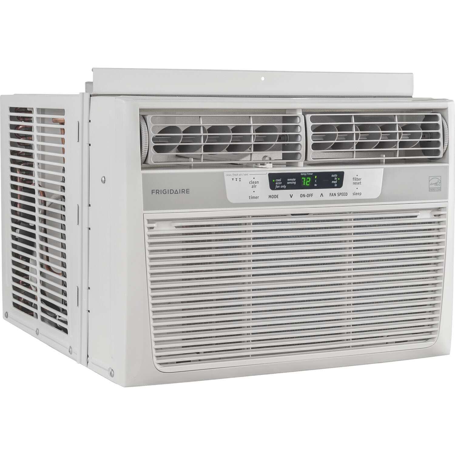 10 000 BTU Energy Star Window Compact Air Conditioner with Remote by  #417737