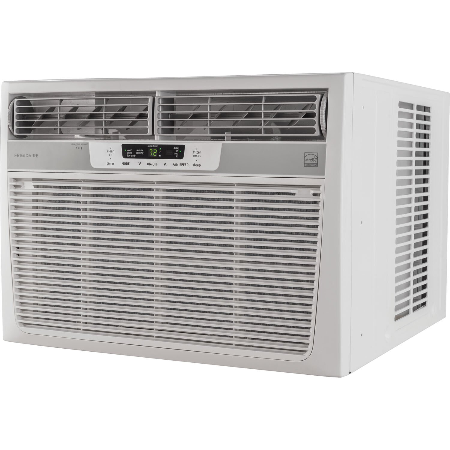 #4E6439 Frigidaire 15 100 BTU Energy Star Window Median Air  Recommended 11977 Frigidaire Window Air Conditioner Remote Control pics with 1500x1500 px on helpvideos.info - Air Conditioners, Air Coolers and more