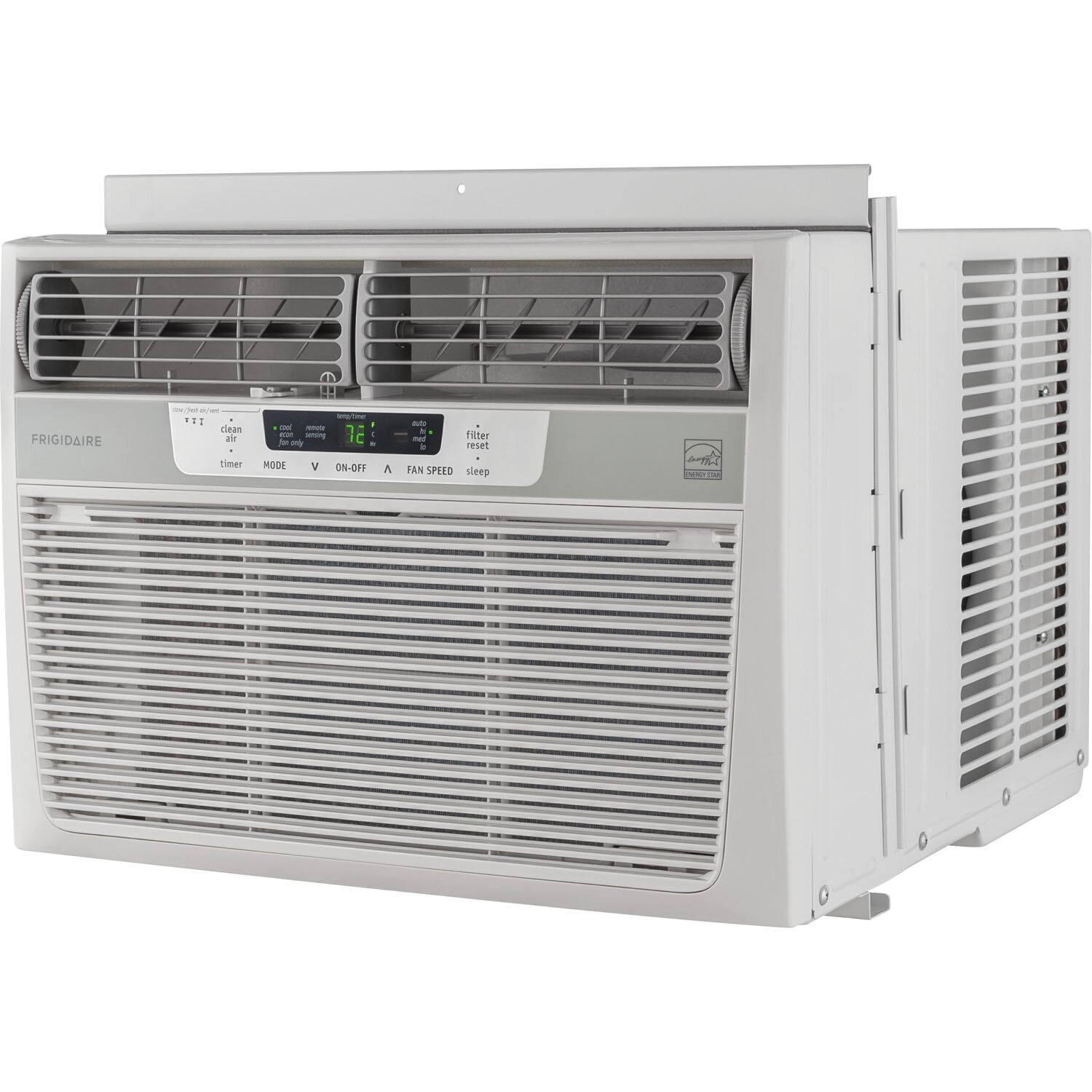 #446E35 Frigidaire 10 000 BTU Energy Star Window Compact Air  Highly Rated 11979 Frigidaire Window Air Conditioner With Heater wallpapers with 1500x1500 px on helpvideos.info - Air Conditioners, Air Coolers and more