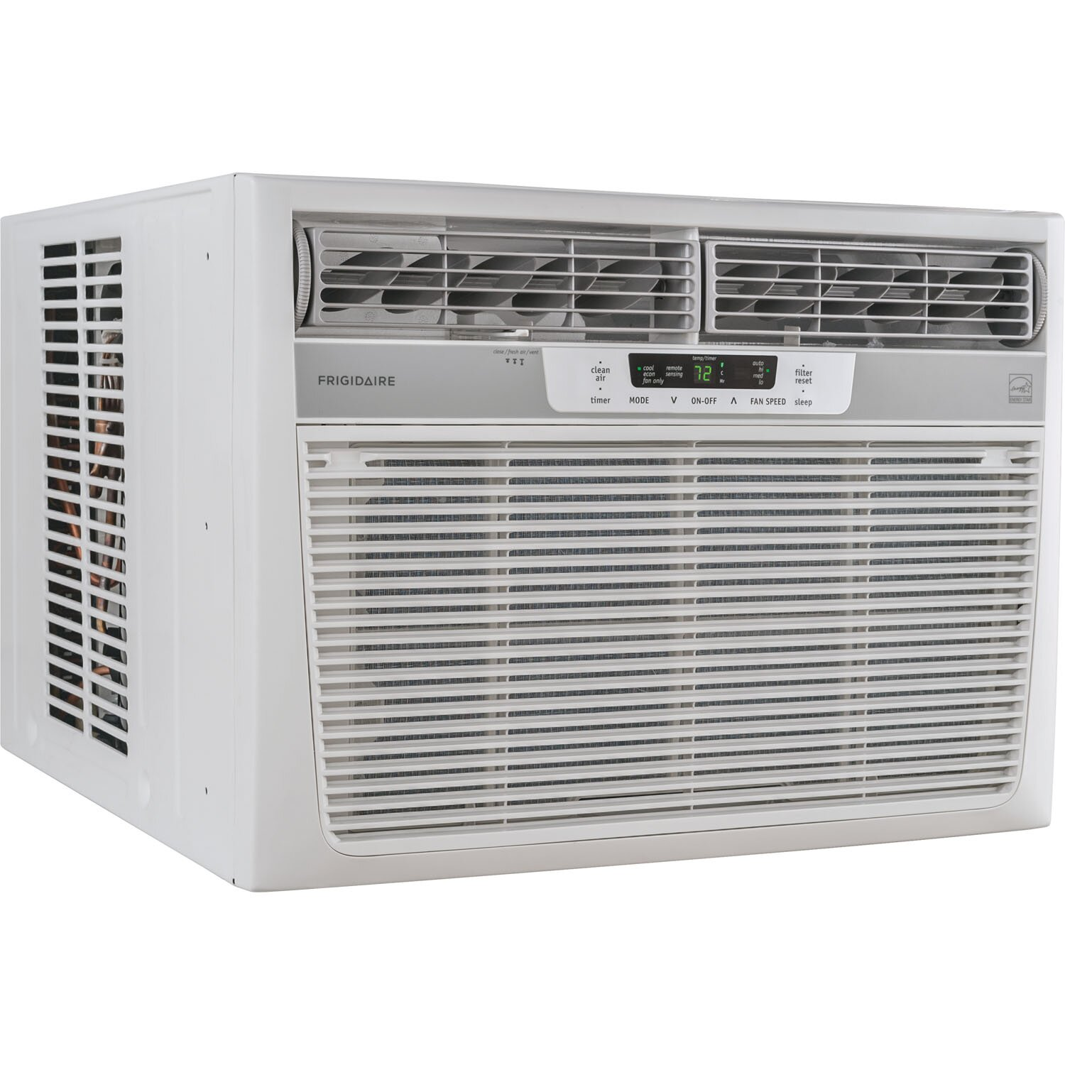 Frigidaire 18 000 BTU Energy Star Window Median Air Conditioner with  #5A514D