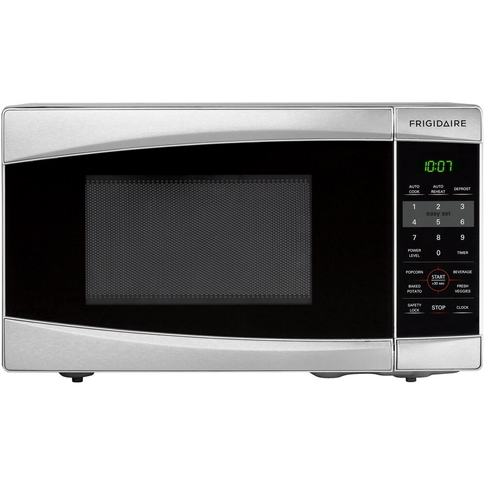 Frigidaire 0 7 Cu Ft 700w Countertop Microwave Amp Reviews