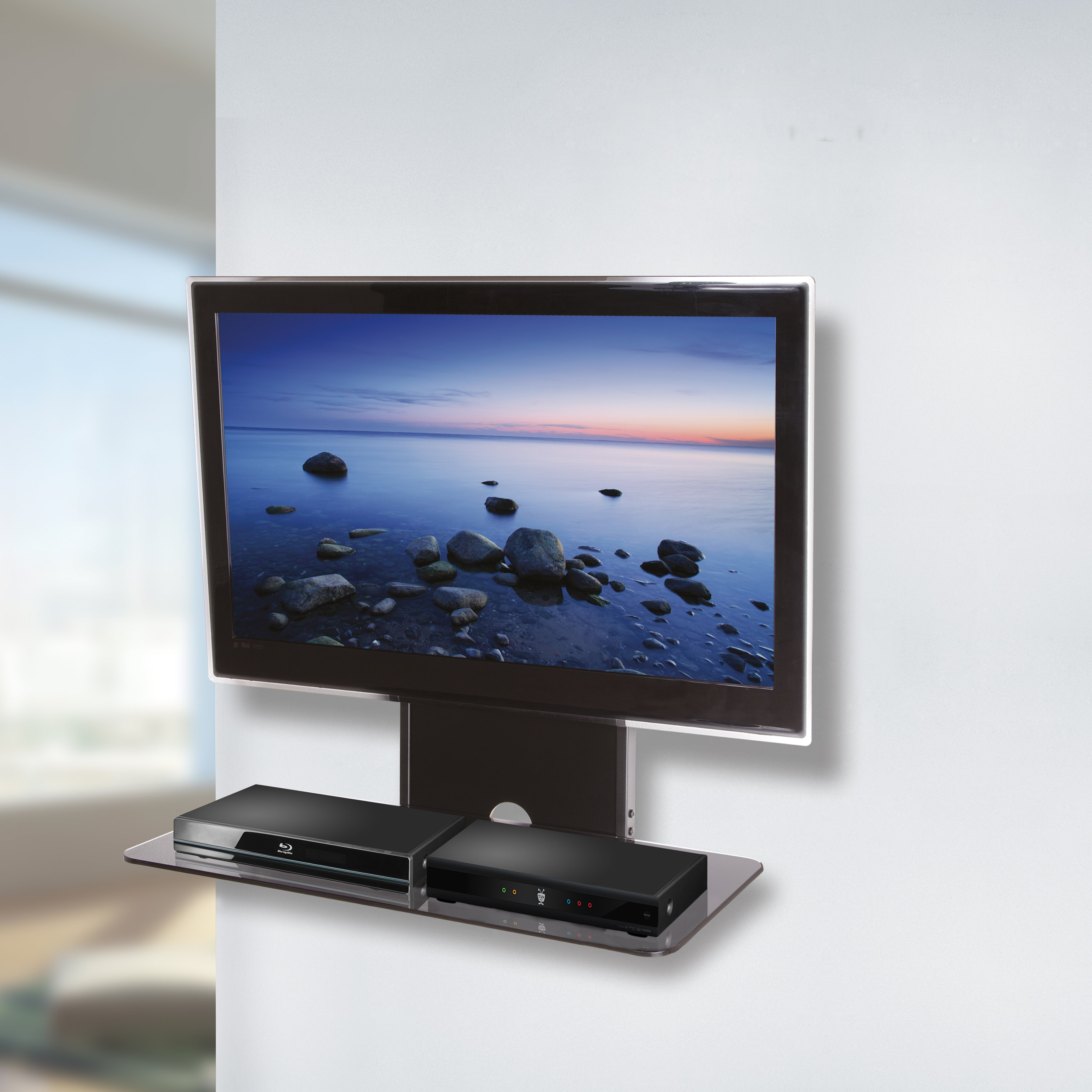 Avf Ultimate All In One Tv Mounting System For 30 55