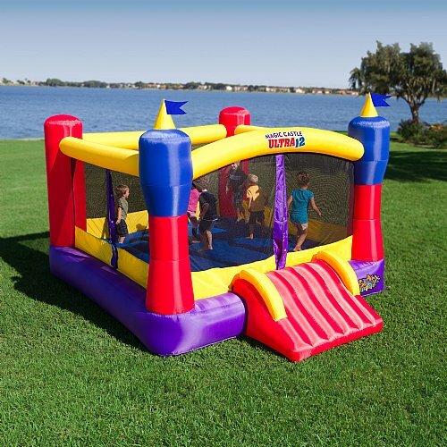 Blast zone magic castle ultra 12 bounce house reviews for Blast zone magic castle inflatable bounce house
