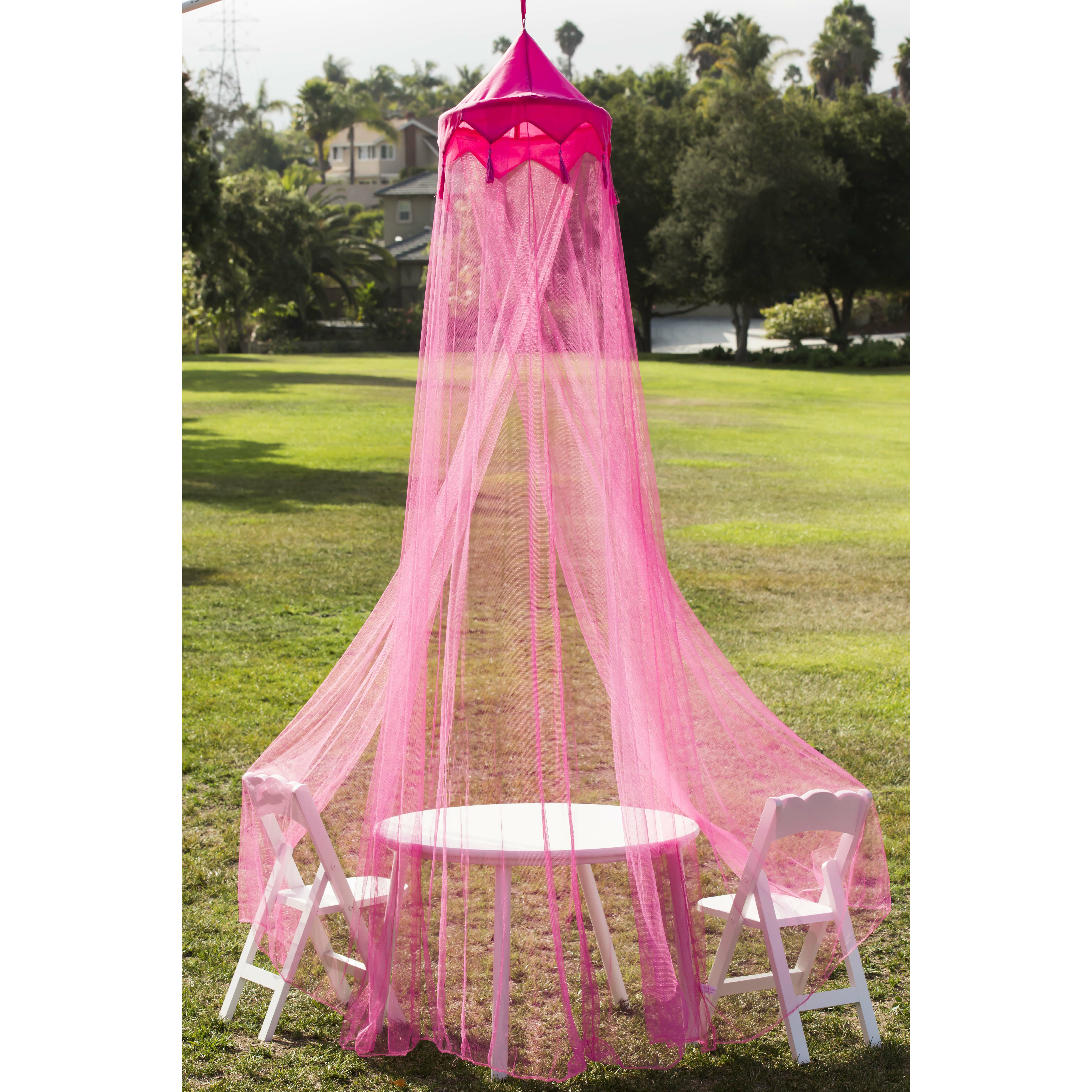 Heart To Heart Butterfly Craze Princess Play Tent And Bed