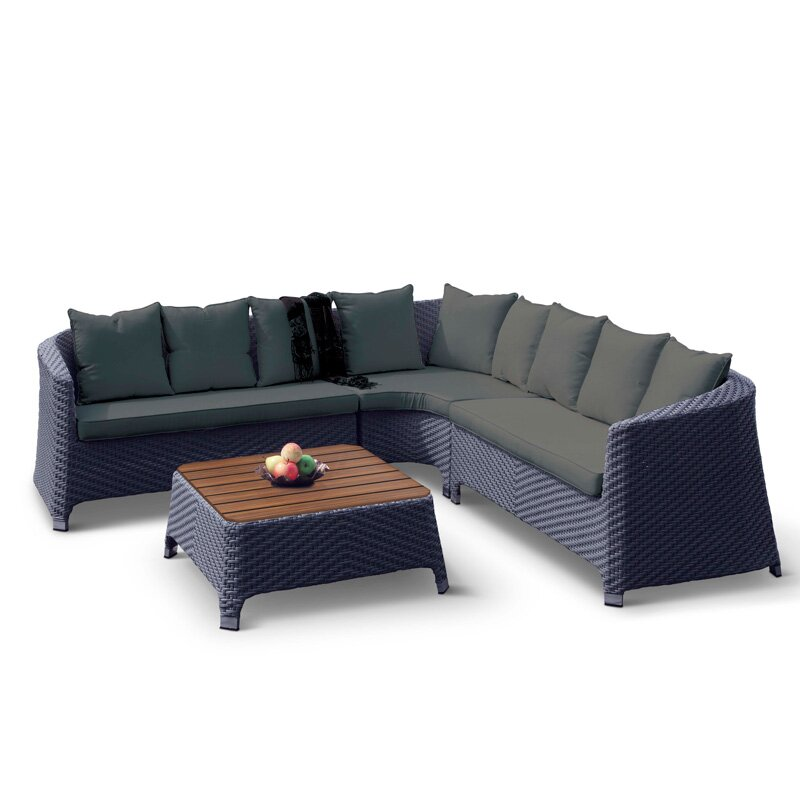 brackenstyle oasis 8 seater sectional sofa seating group With 8 seat sectional sofa