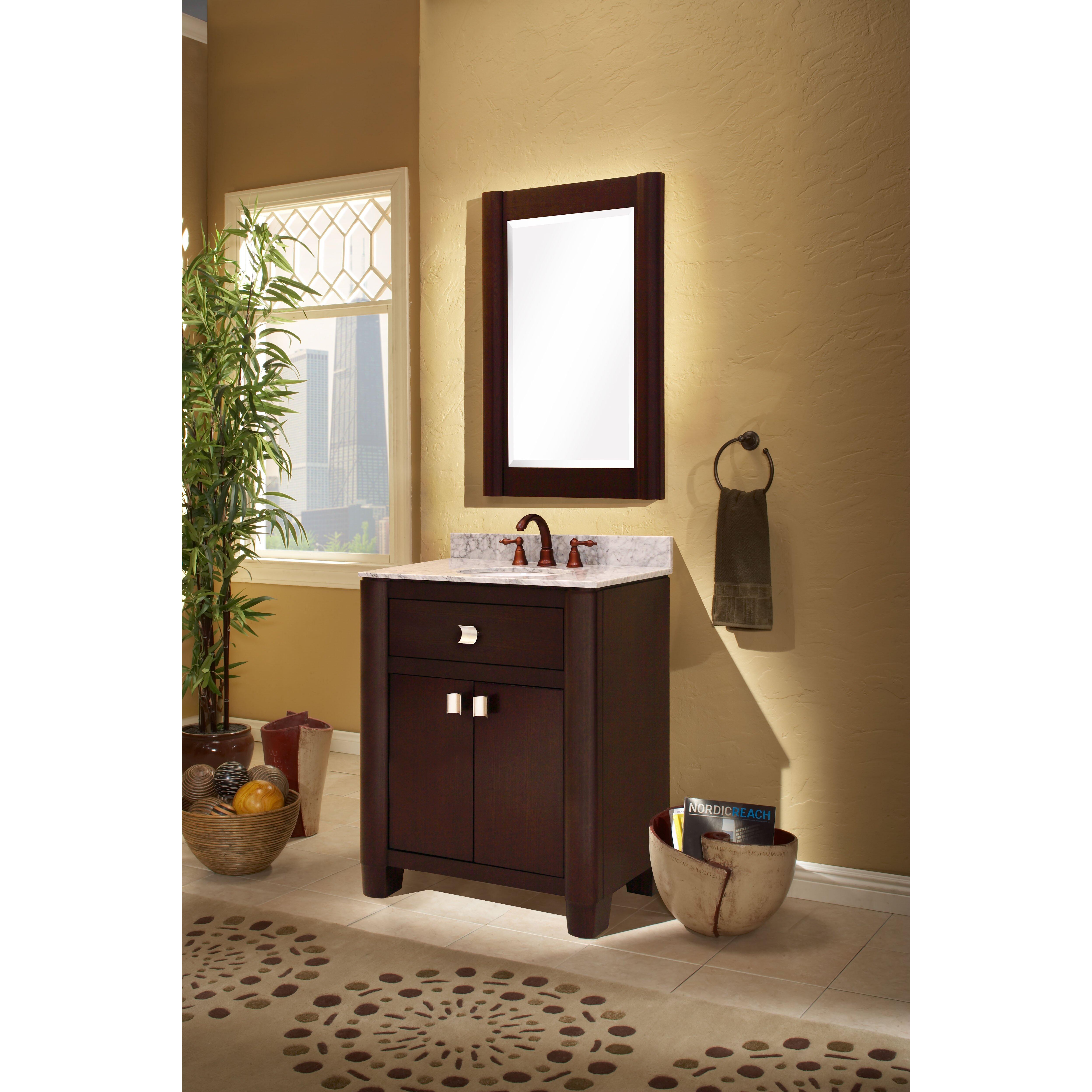 Sagehill portafino 36 bathroom vanity base wayfair for Sagehill designs bathroom vanity