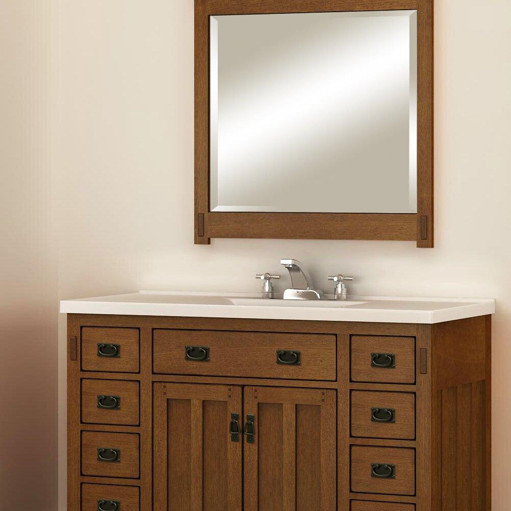 "Sagehill Premier 49"" Single Bathroom Vanity Top & Reviews ..."