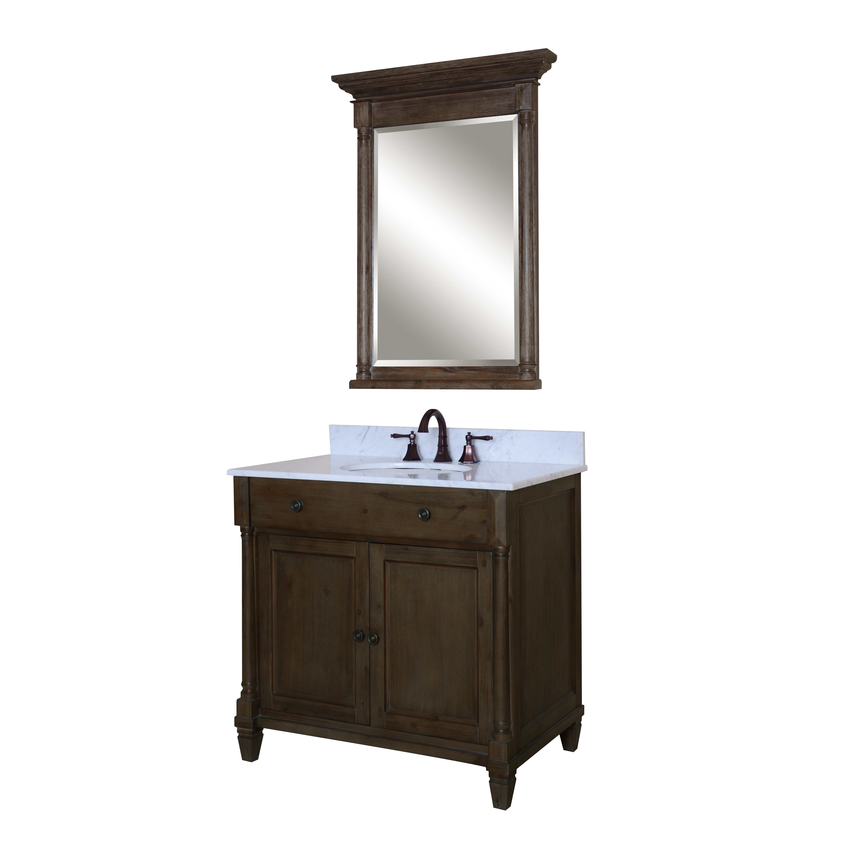 Sagehill neeson 36 bathroom vanity base reviews wayfair for Sagehill designs bathroom vanity