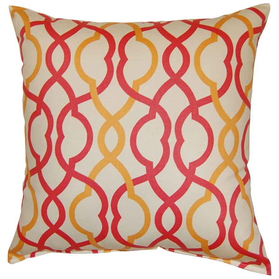 Decorative Pillow Makers : Dakotah Pillow Make Waves Cotton Throw Pillow & Reviews Wayfair